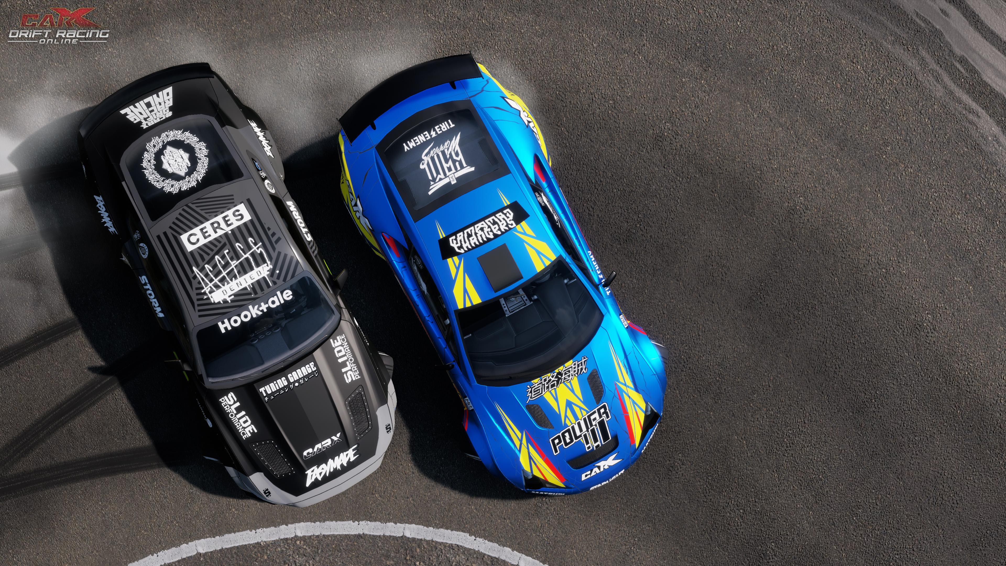 Скриншот №7 к CarX Drift Racing Online