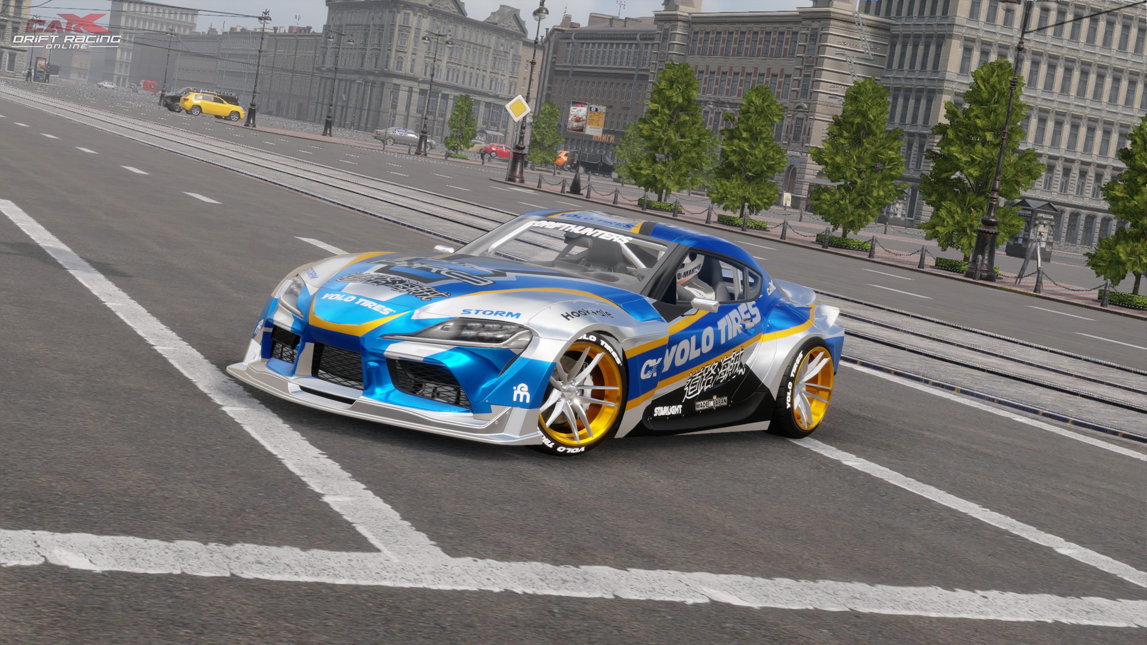 Скриншот №10 к CarX Drift Racing Online