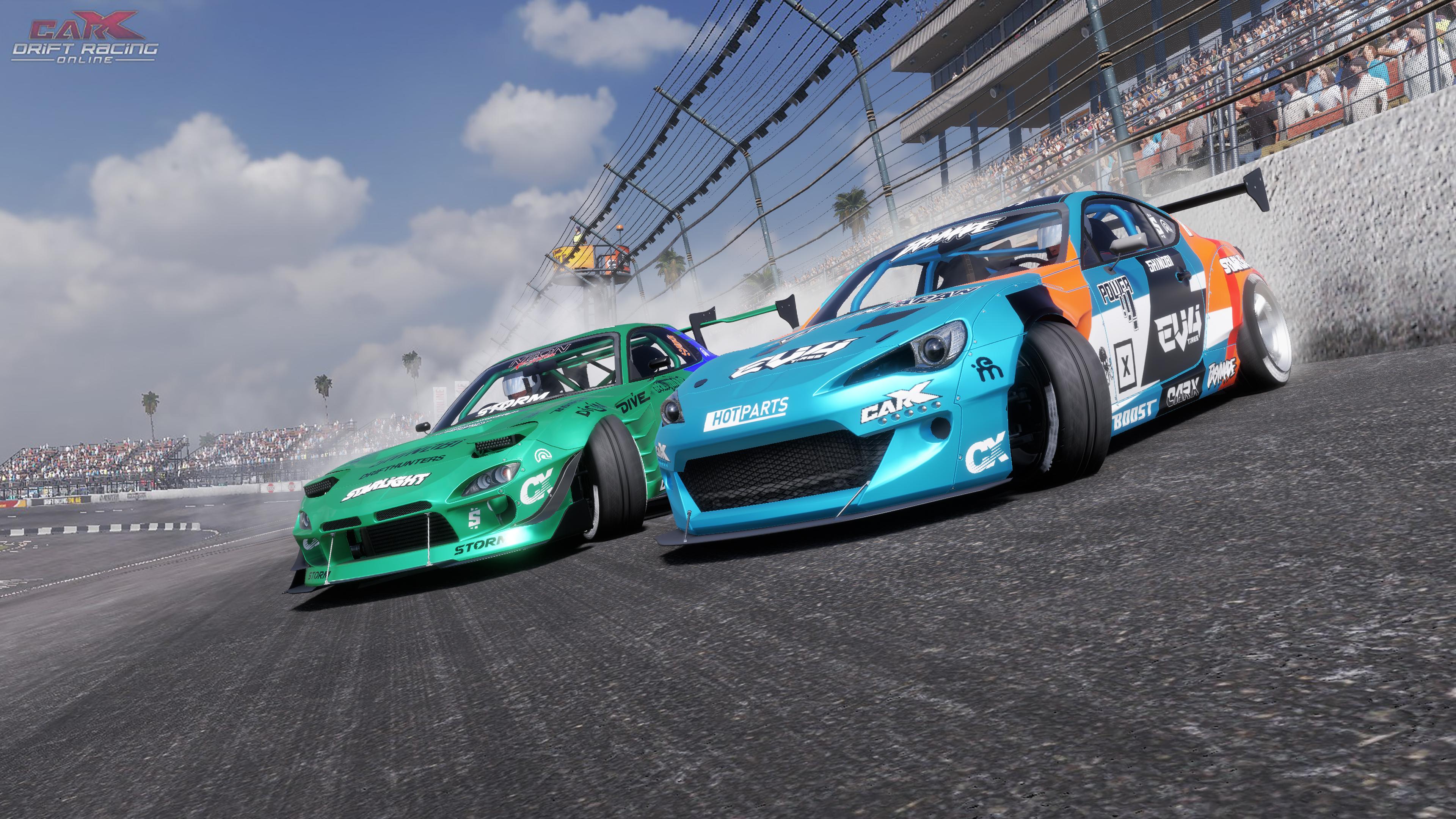 Скриншот №4 к CarX Drift Racing Online