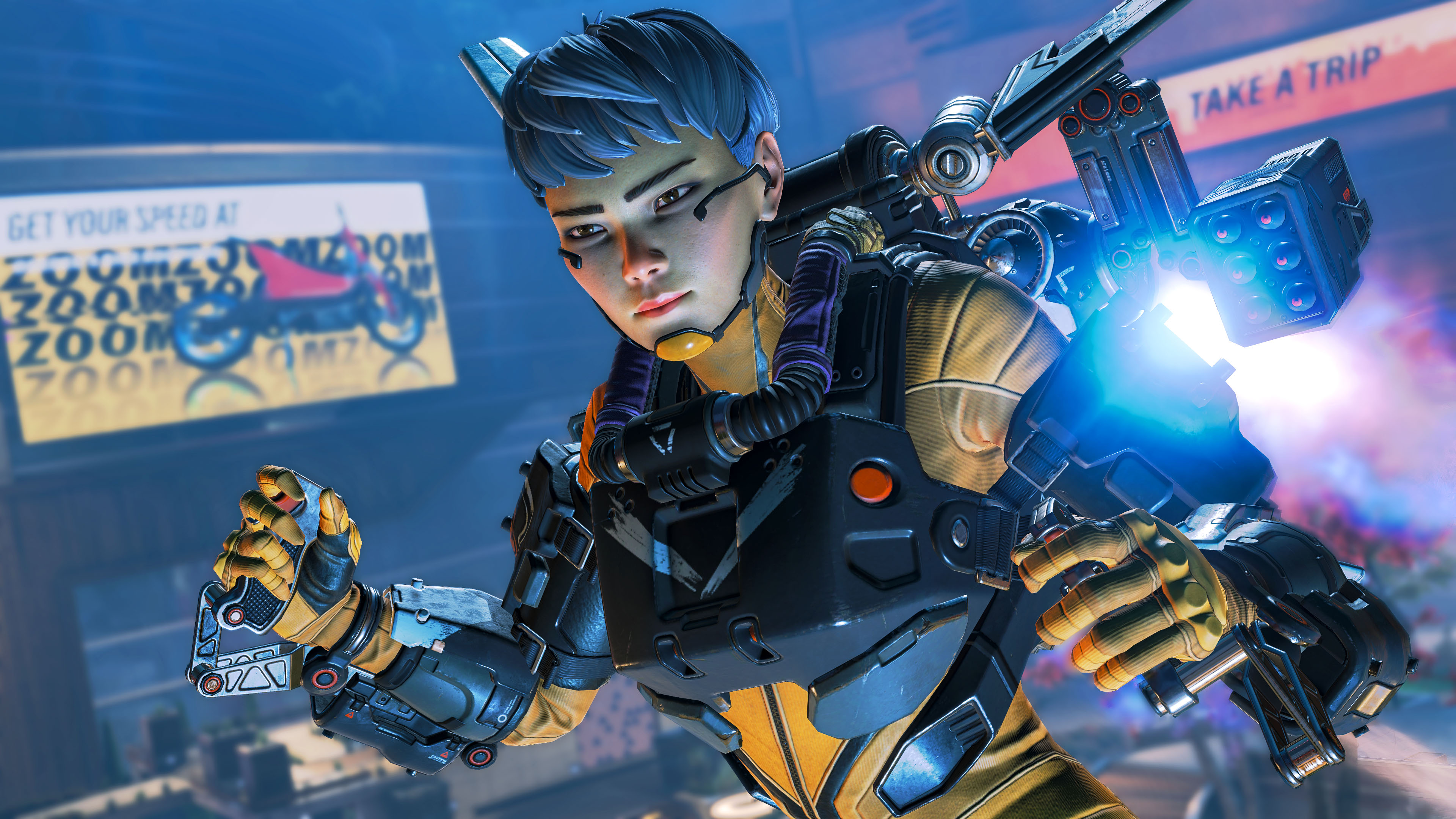 Скриншот №7 к Apex Legends