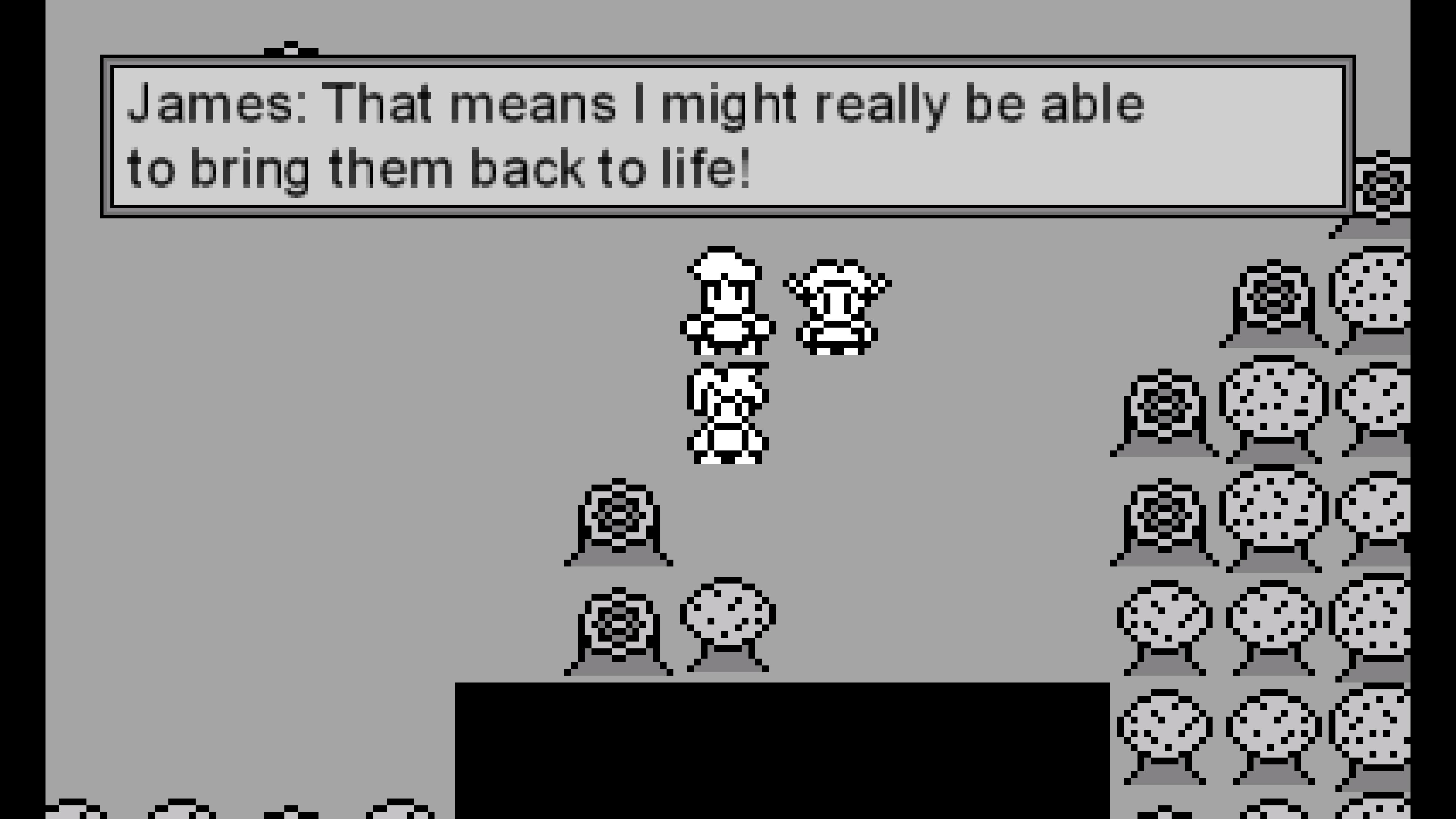 Скриншот №4 к Our Church and Halloween RPG - Story One