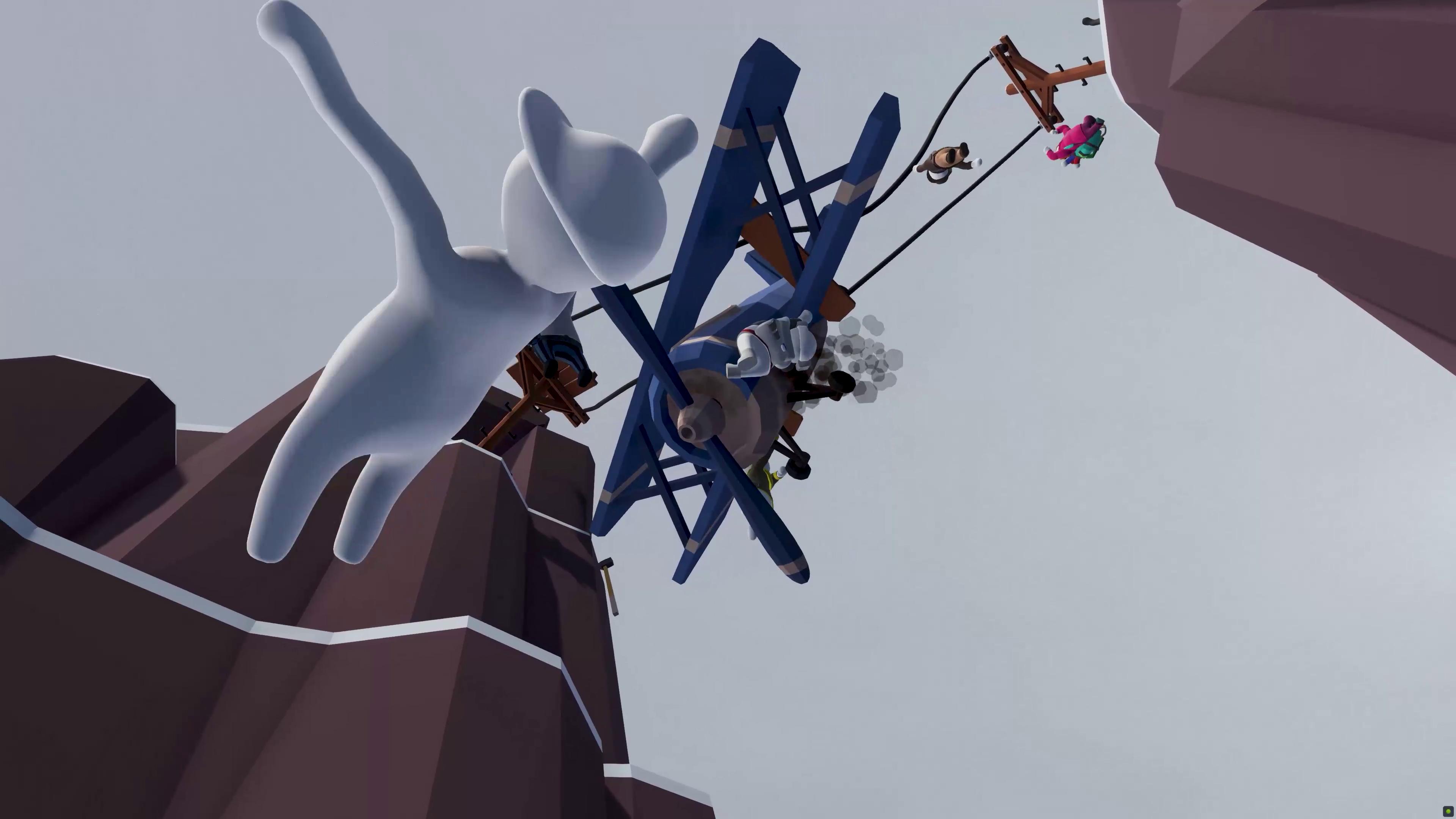 Скриншот №10 к Human Fall Flat