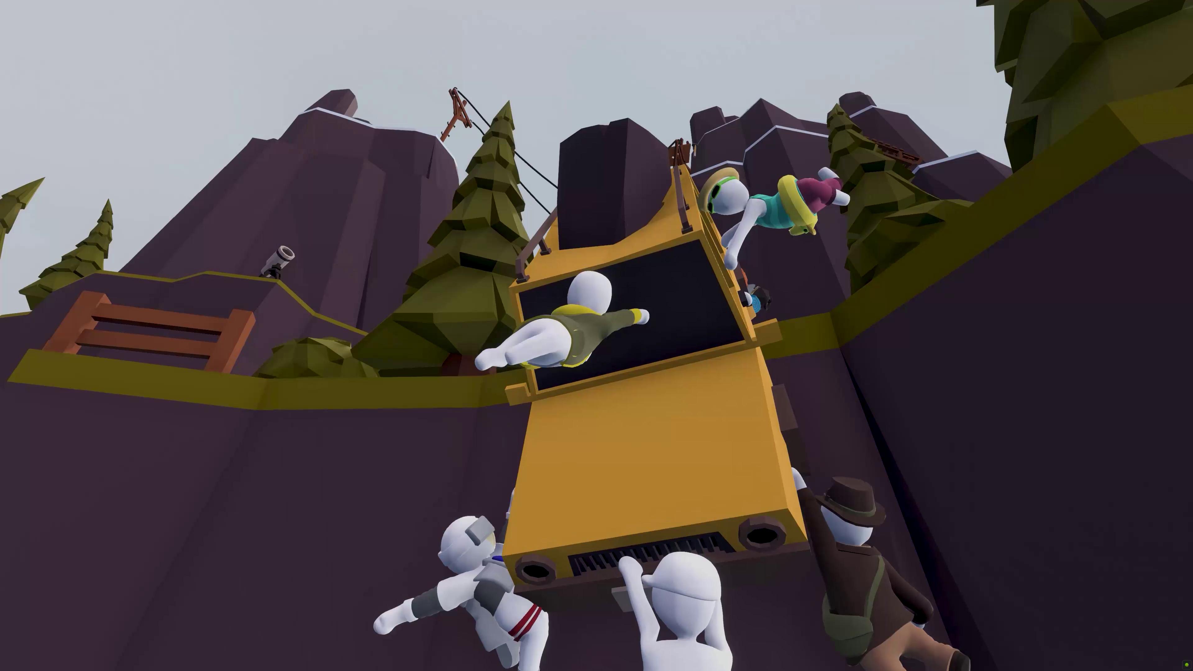 Скриншот №9 к Human Fall Flat