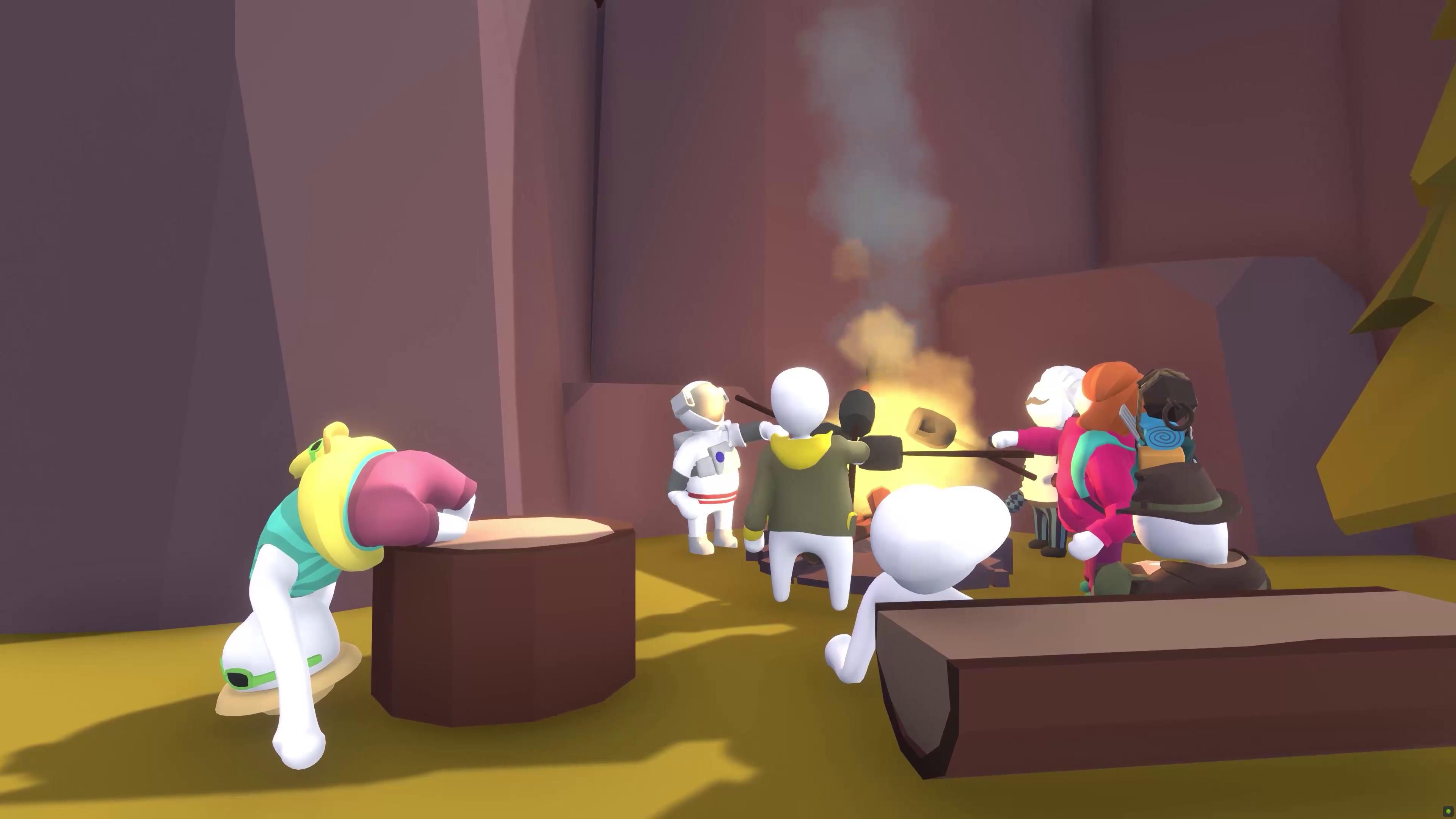 Скриншот №8 к Human Fall Flat
