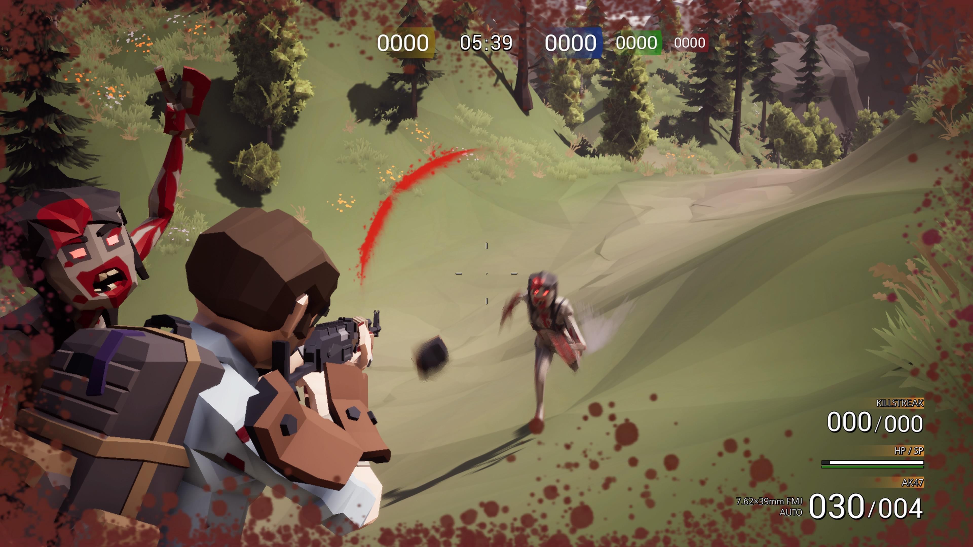 Скриншот №3 к Mega Zombie