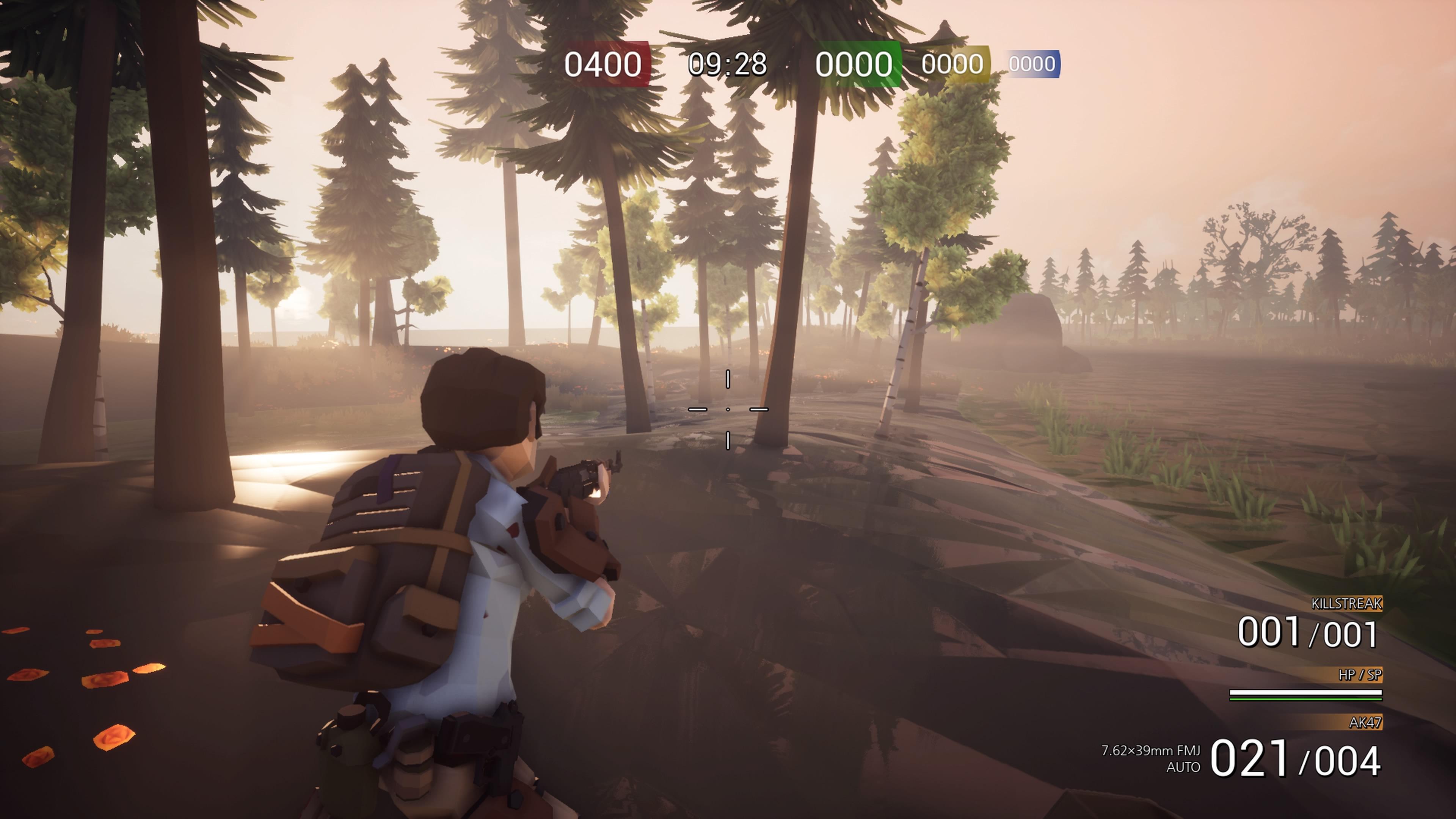 Скриншот №5 к Mega Zombie