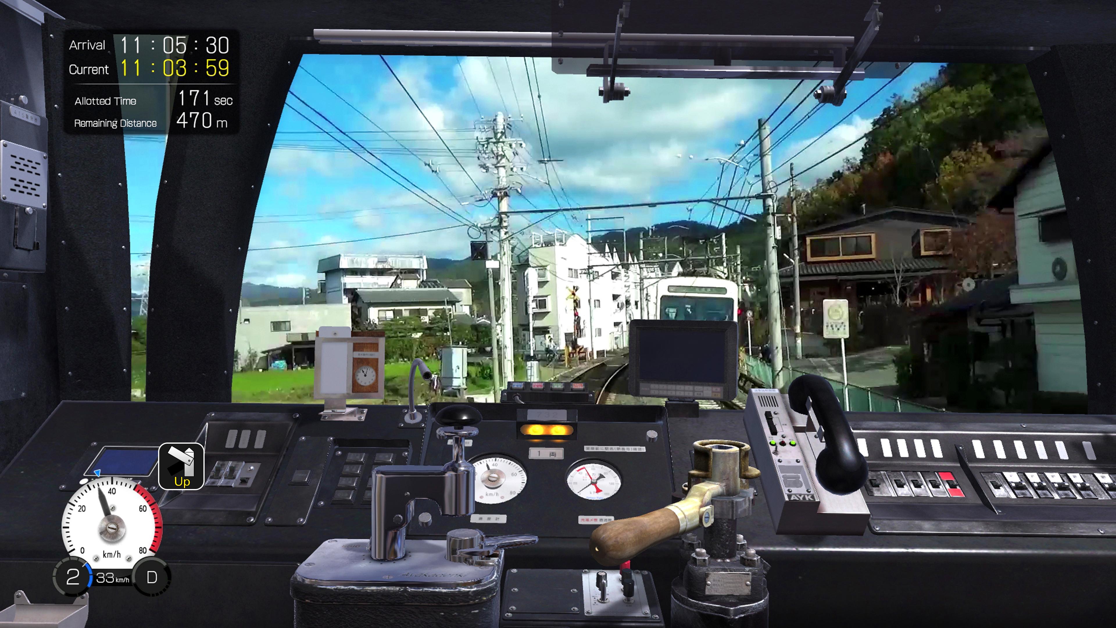 Скриншот №5 к Japanese Rail Sim Journey to Kyoto
