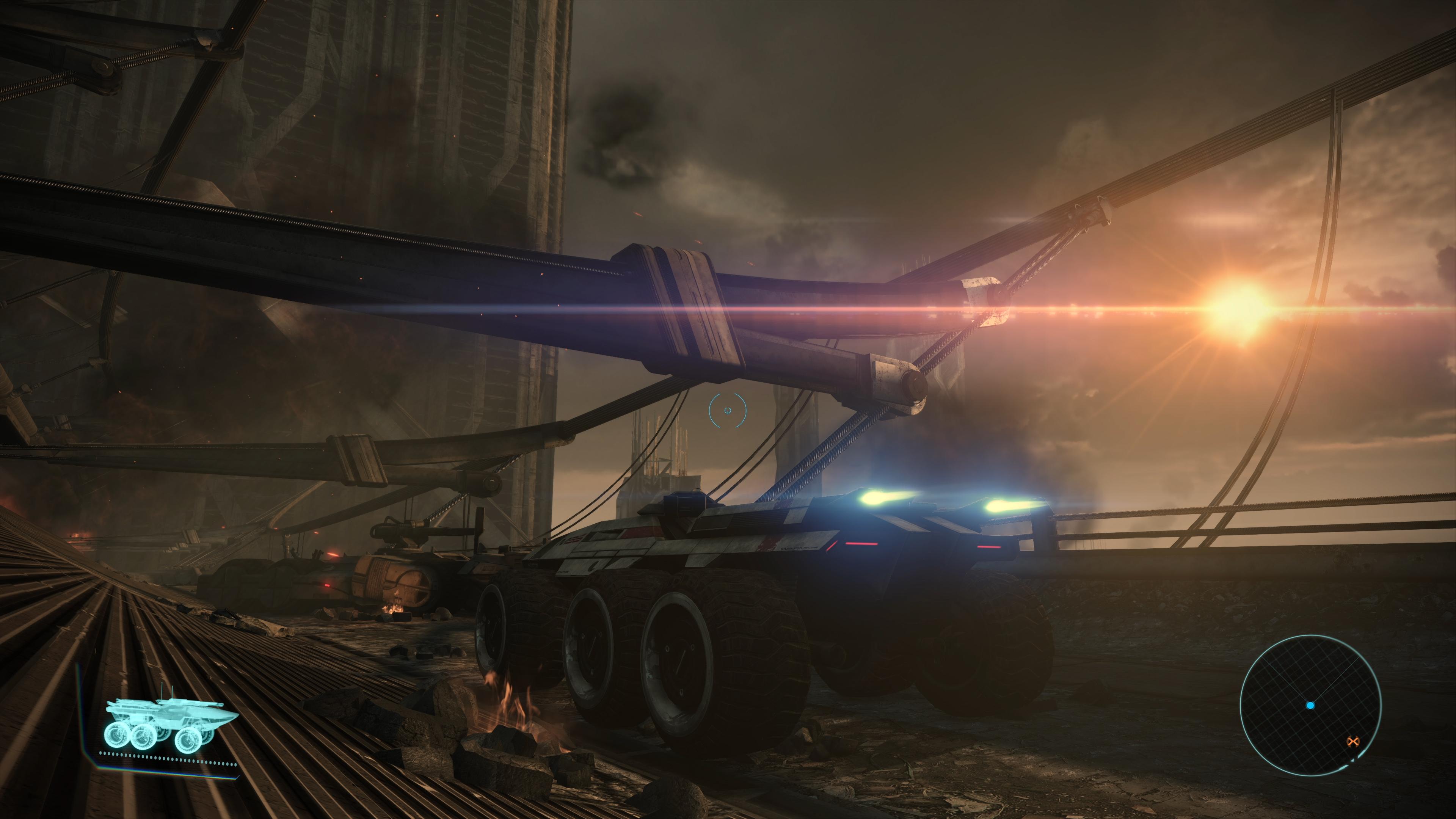 Скриншот №9 к Mass Effect издание Legendary