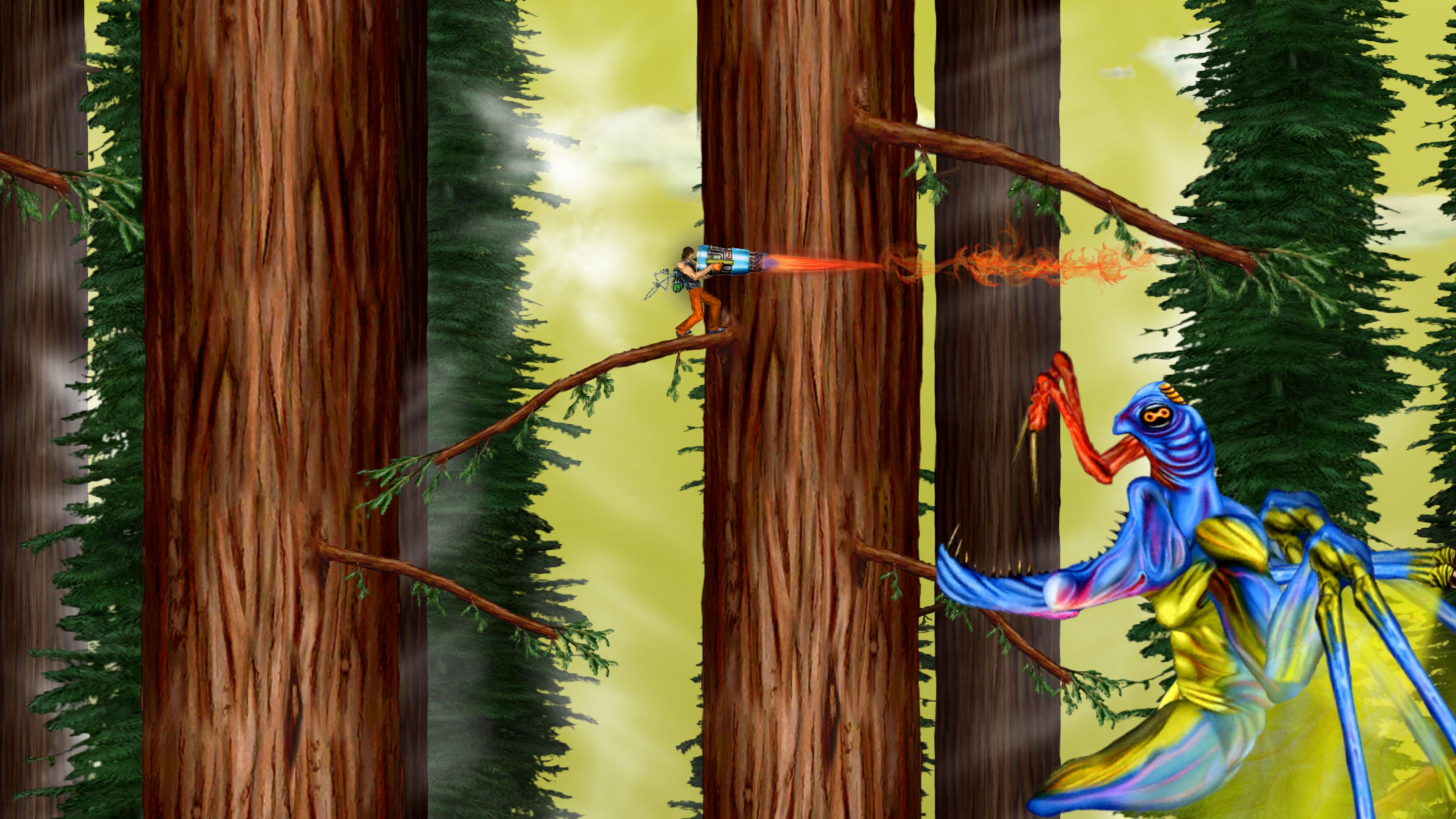 Скриншот №8 к Weapon of Choice DX