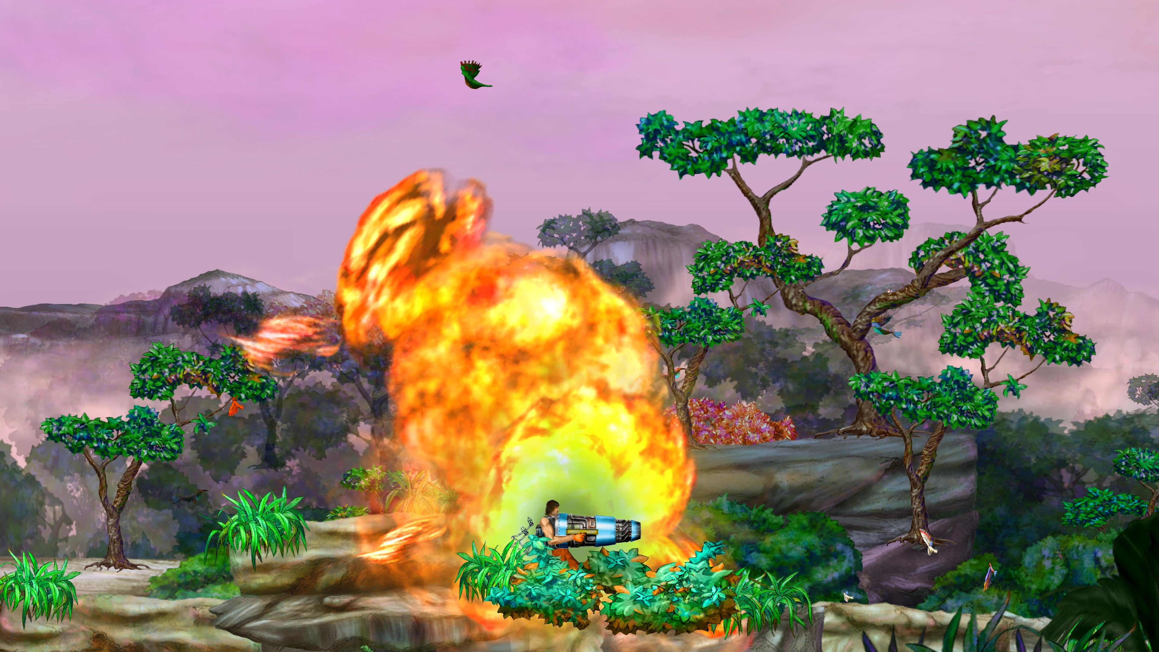 Скриншот №1 к Weapon of Choice DX