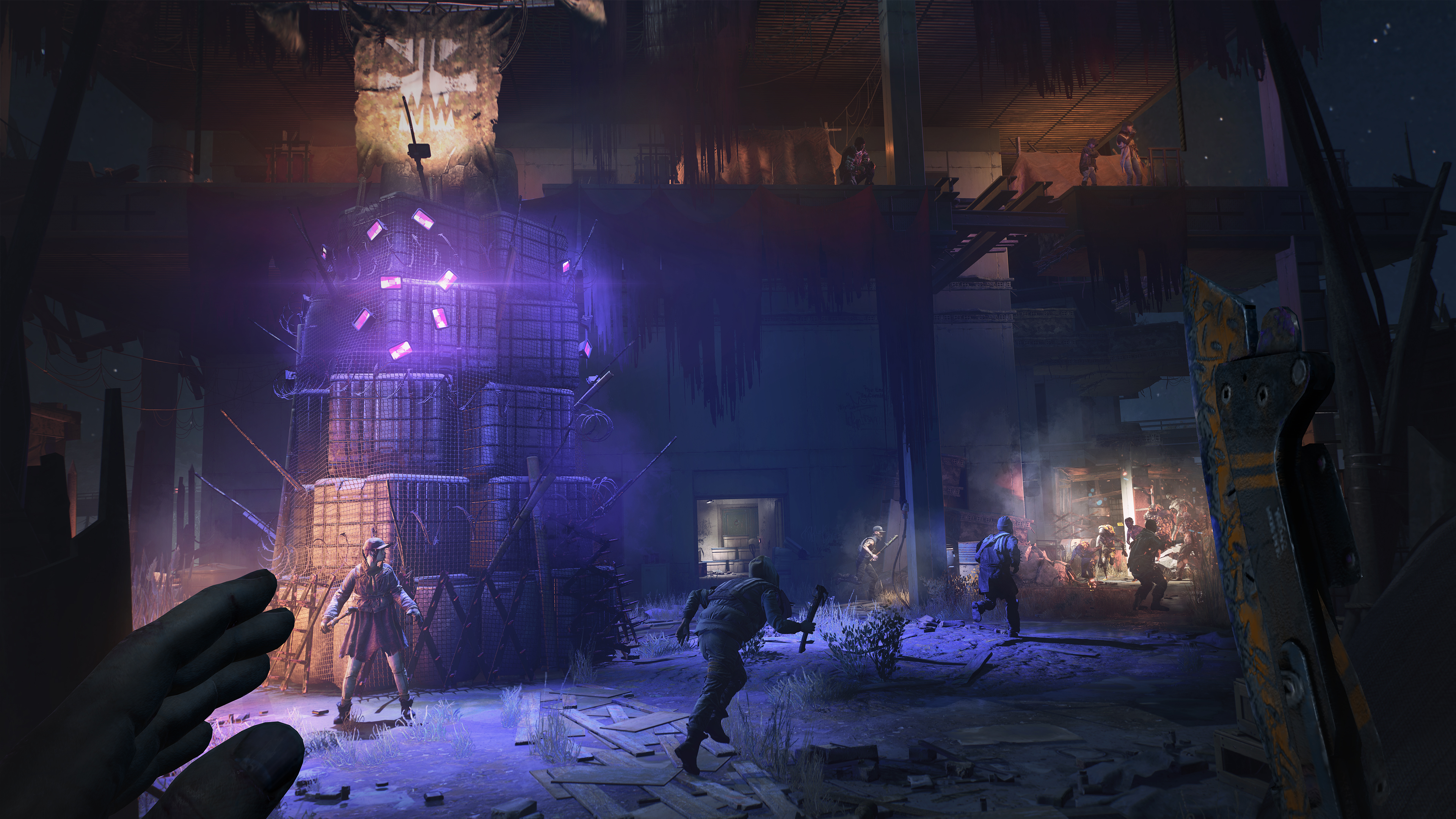 Скриншот №5 к Dying Light 2 Stay Human PS4PS5