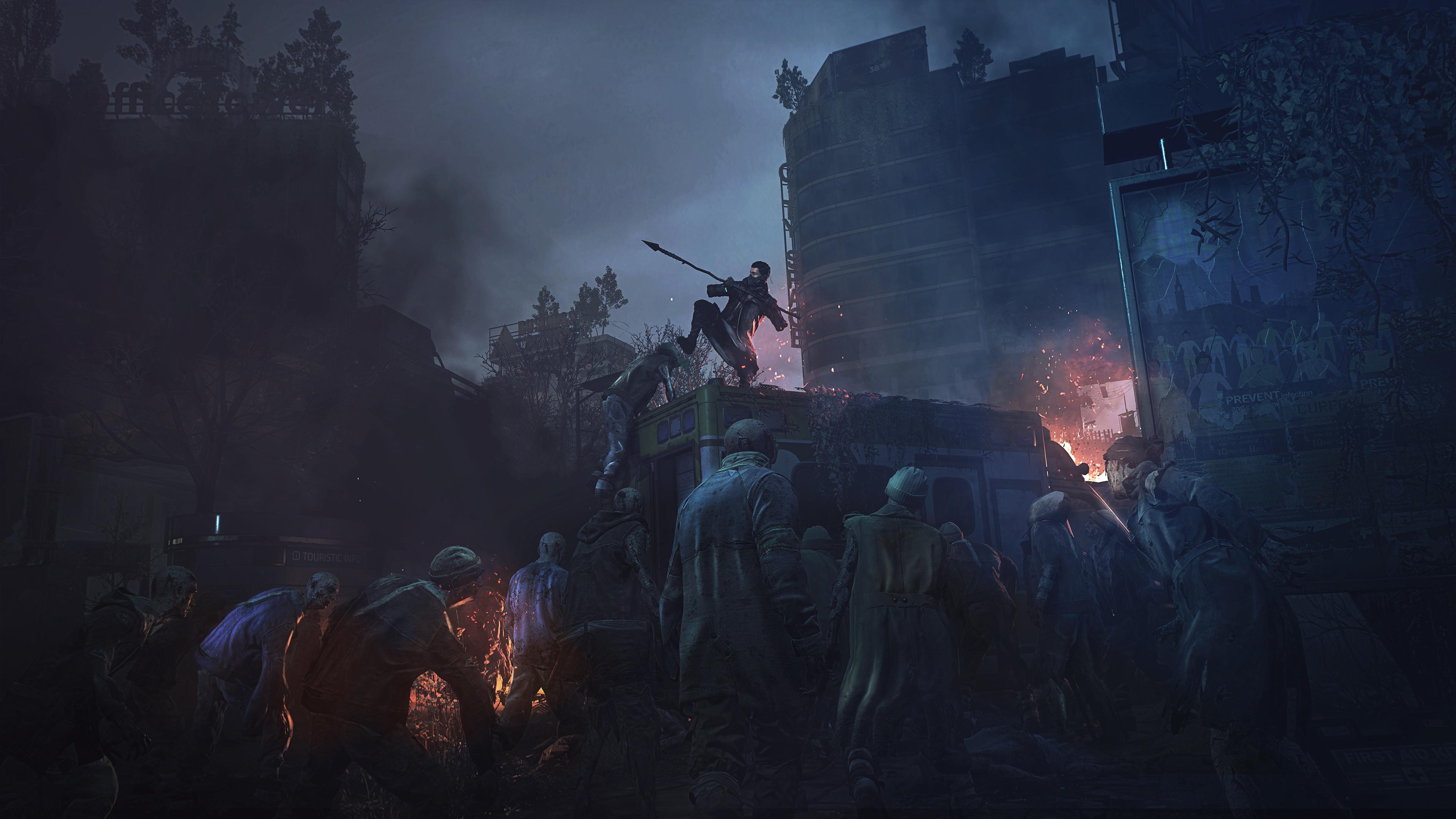 Скриншот №7 к Dying Light 2 Stay Human PS4PS5