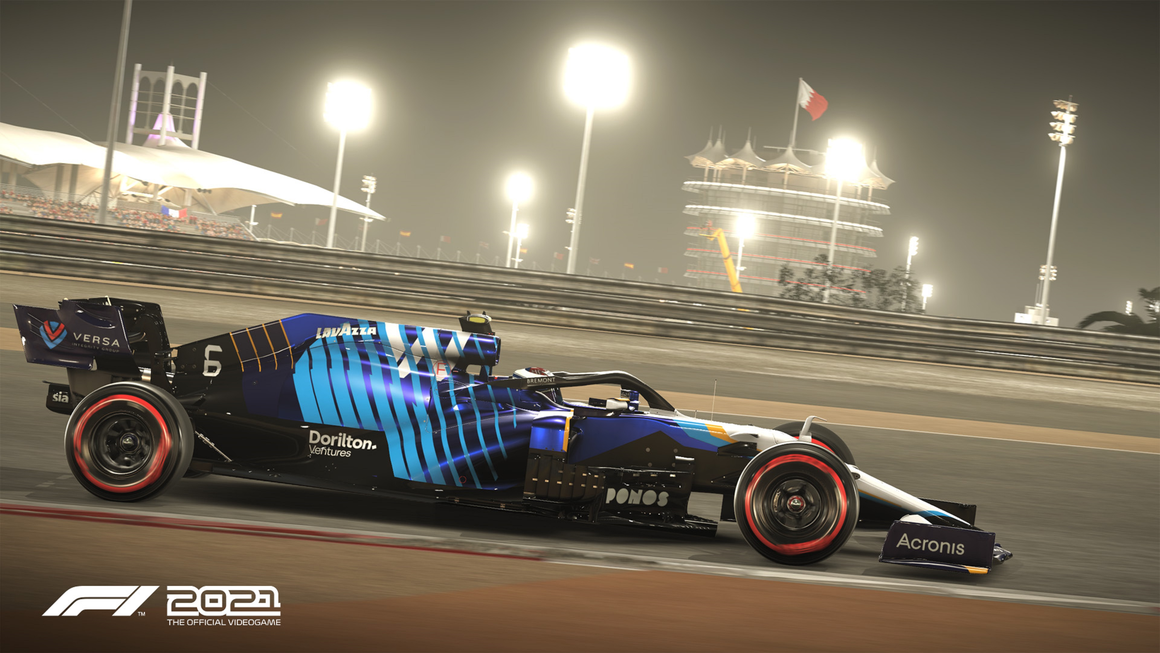 Скриншот №4 к F1 2021 Standard Edition PS4 and PS5