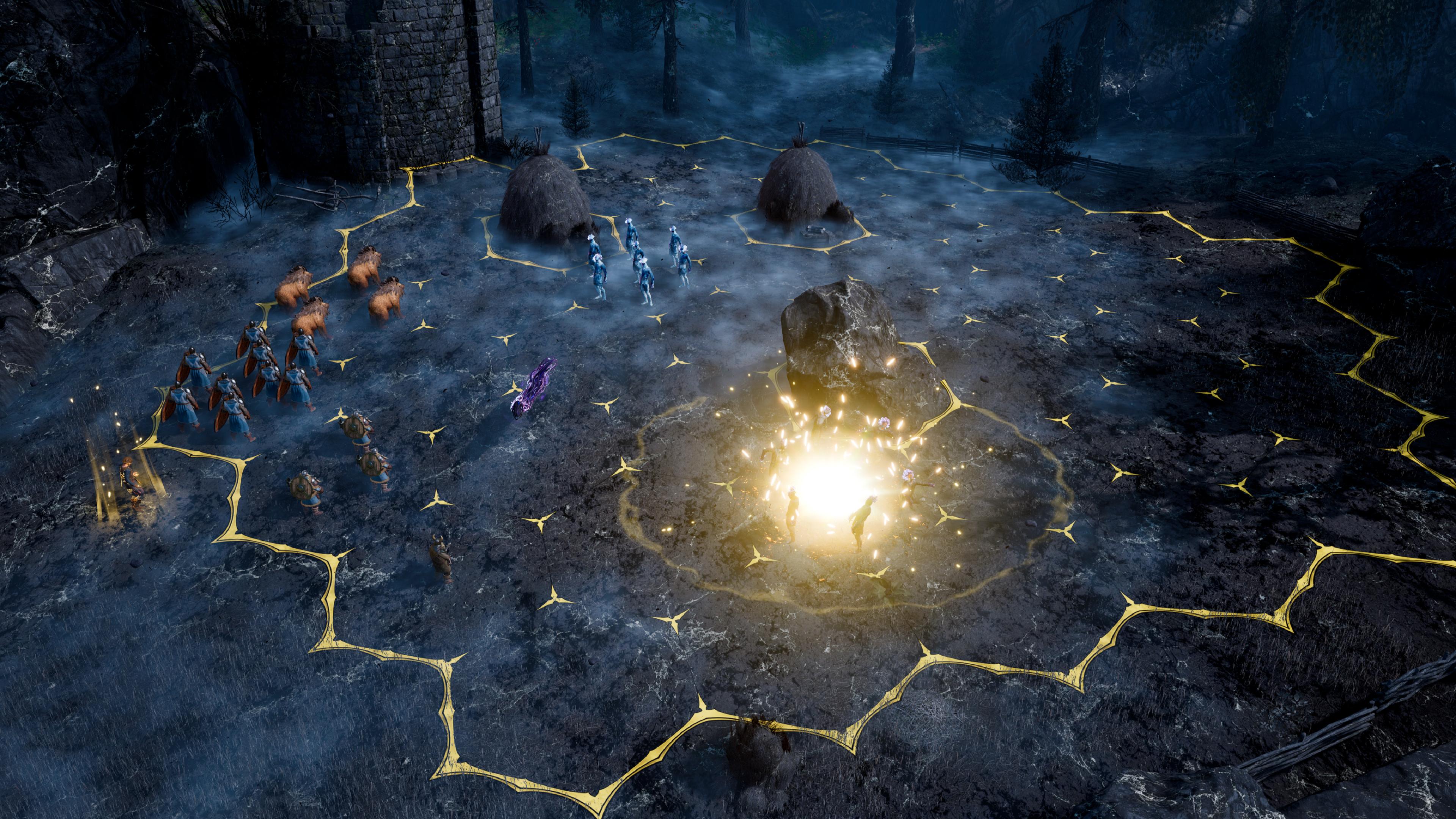 Скриншот №3 к Kings Bounty II Lords Edition