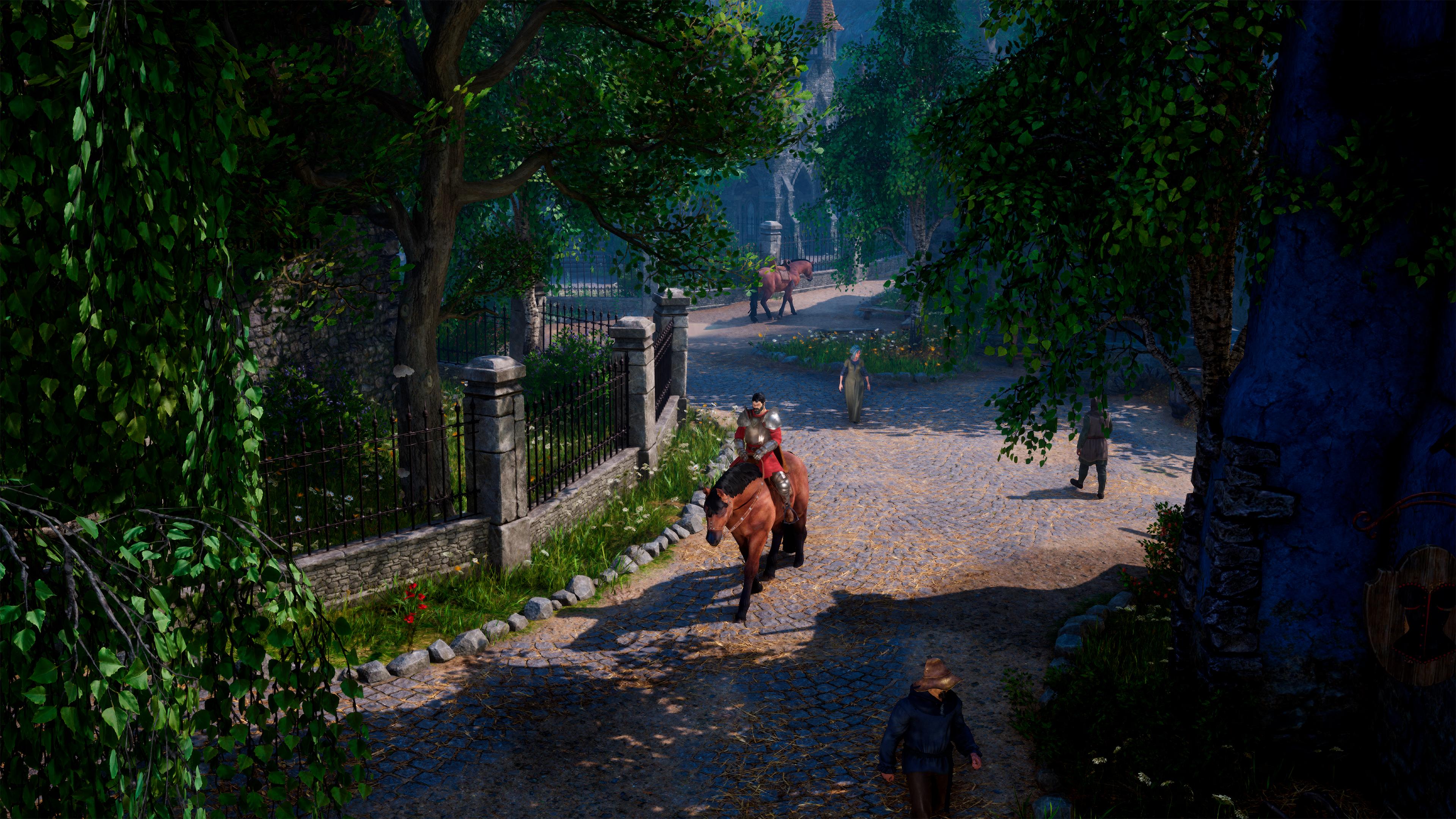 Скриншот №2 к Kings Bounty II Lords Edition