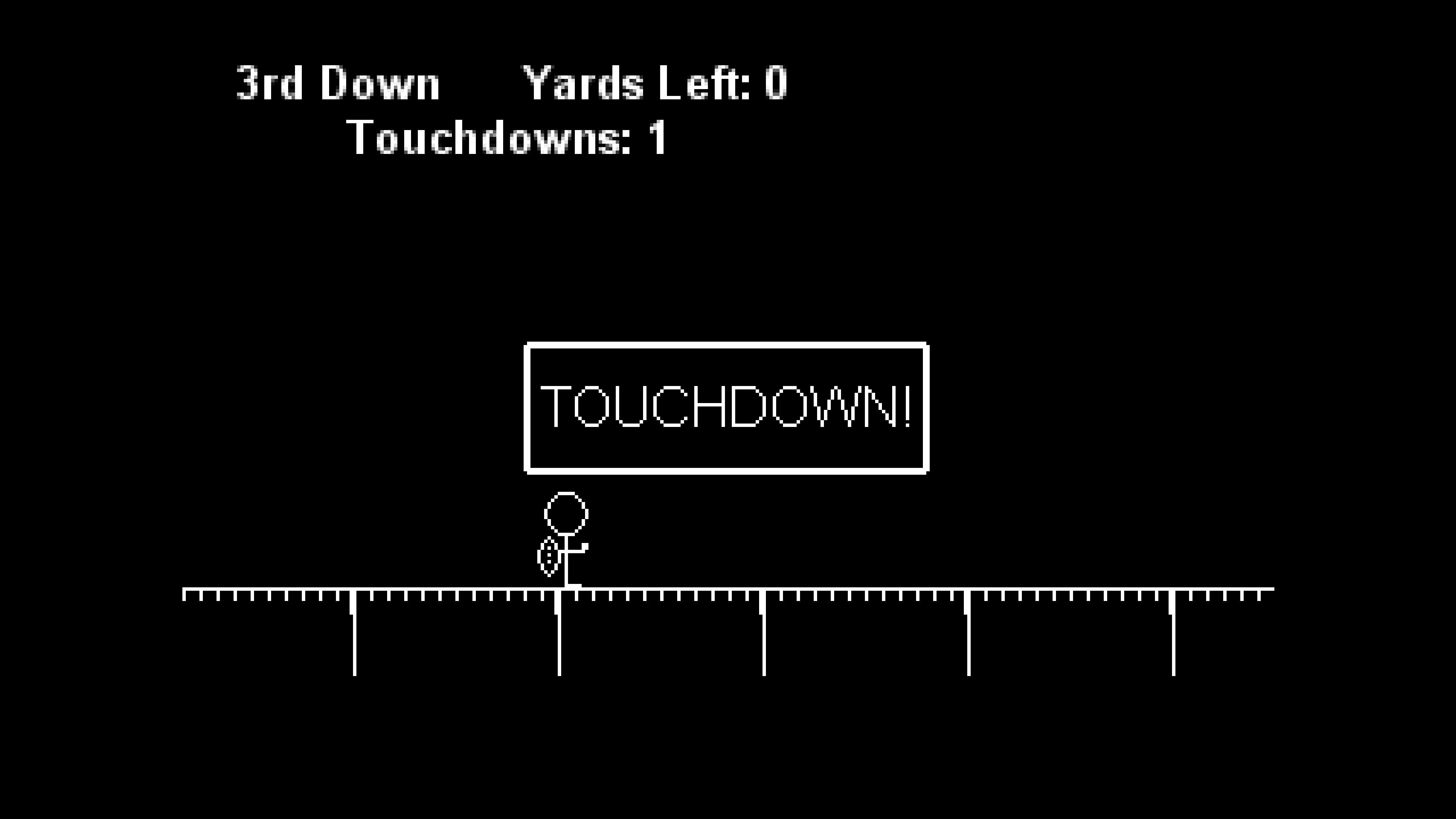 Скриншот №1 к Football - Breakthrough Gaming Arcade