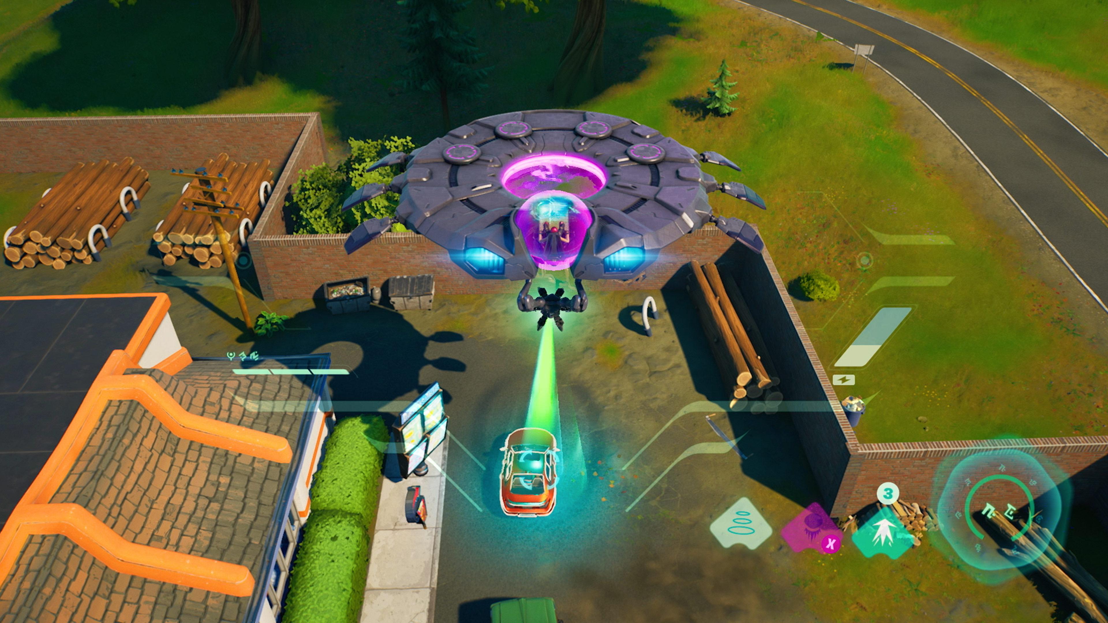 Скриншот №8 к Fortnite