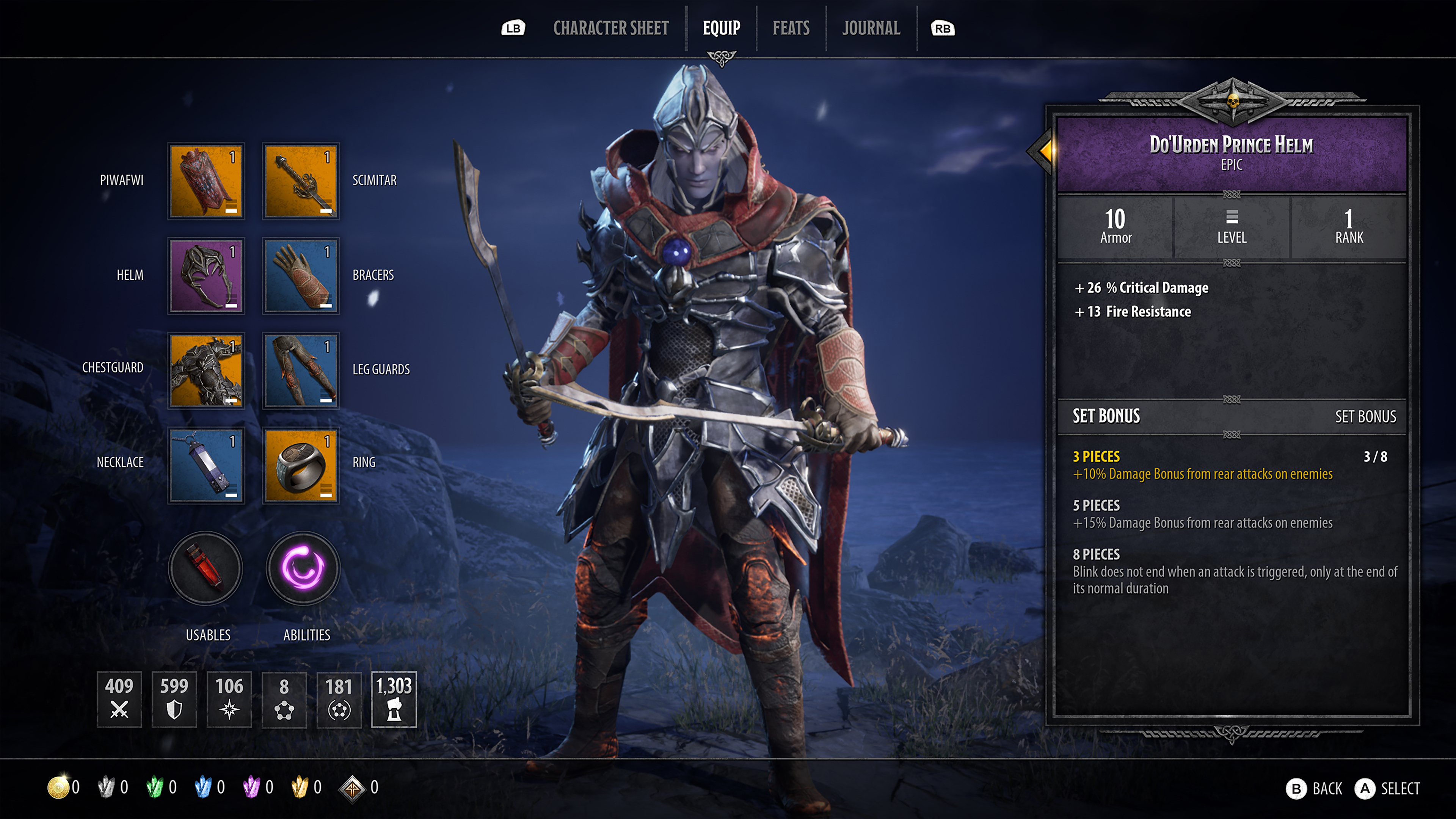 Скриншот №3 к Dark Alliance