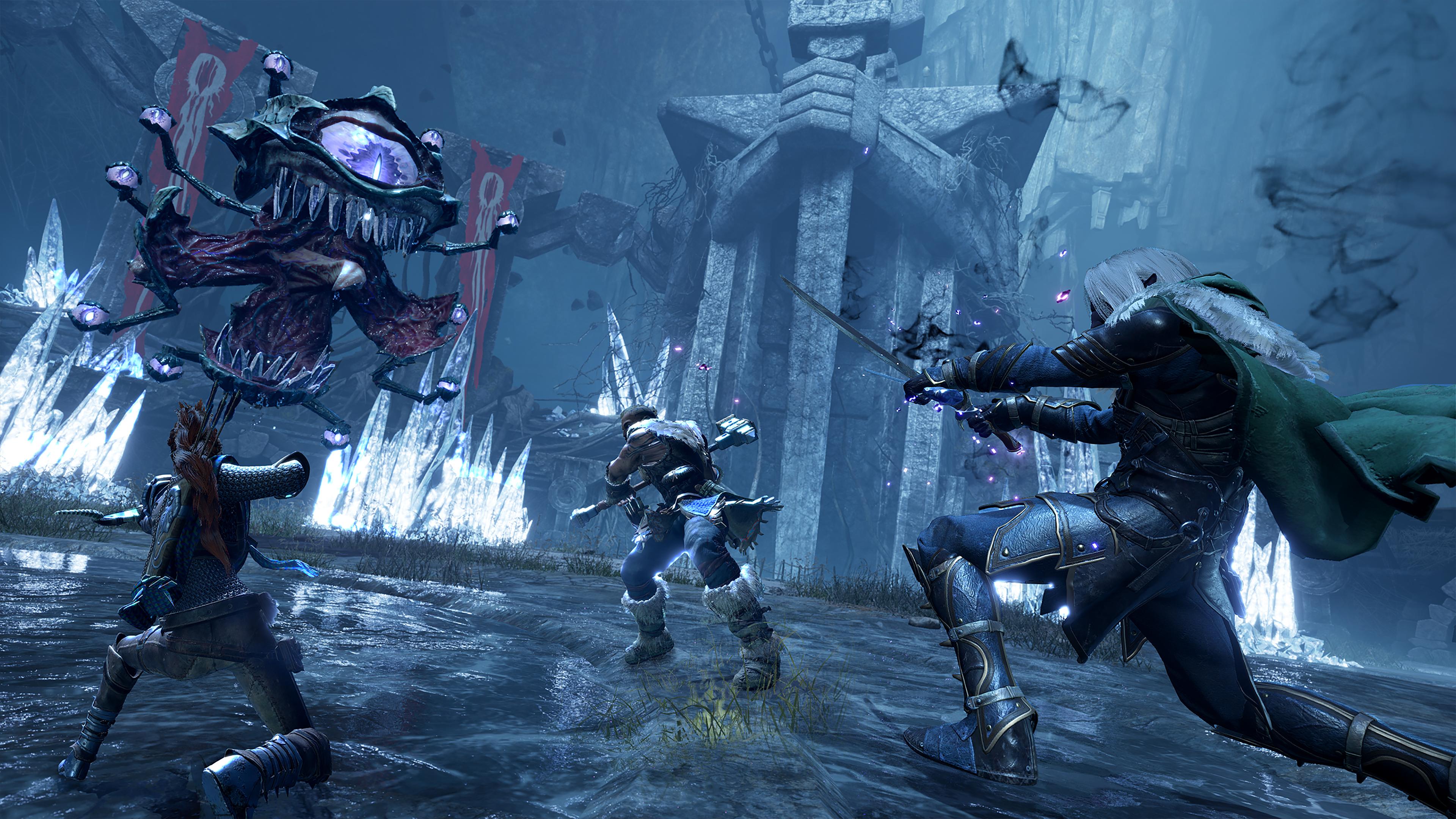 Скриншот №5 к Dark Alliance