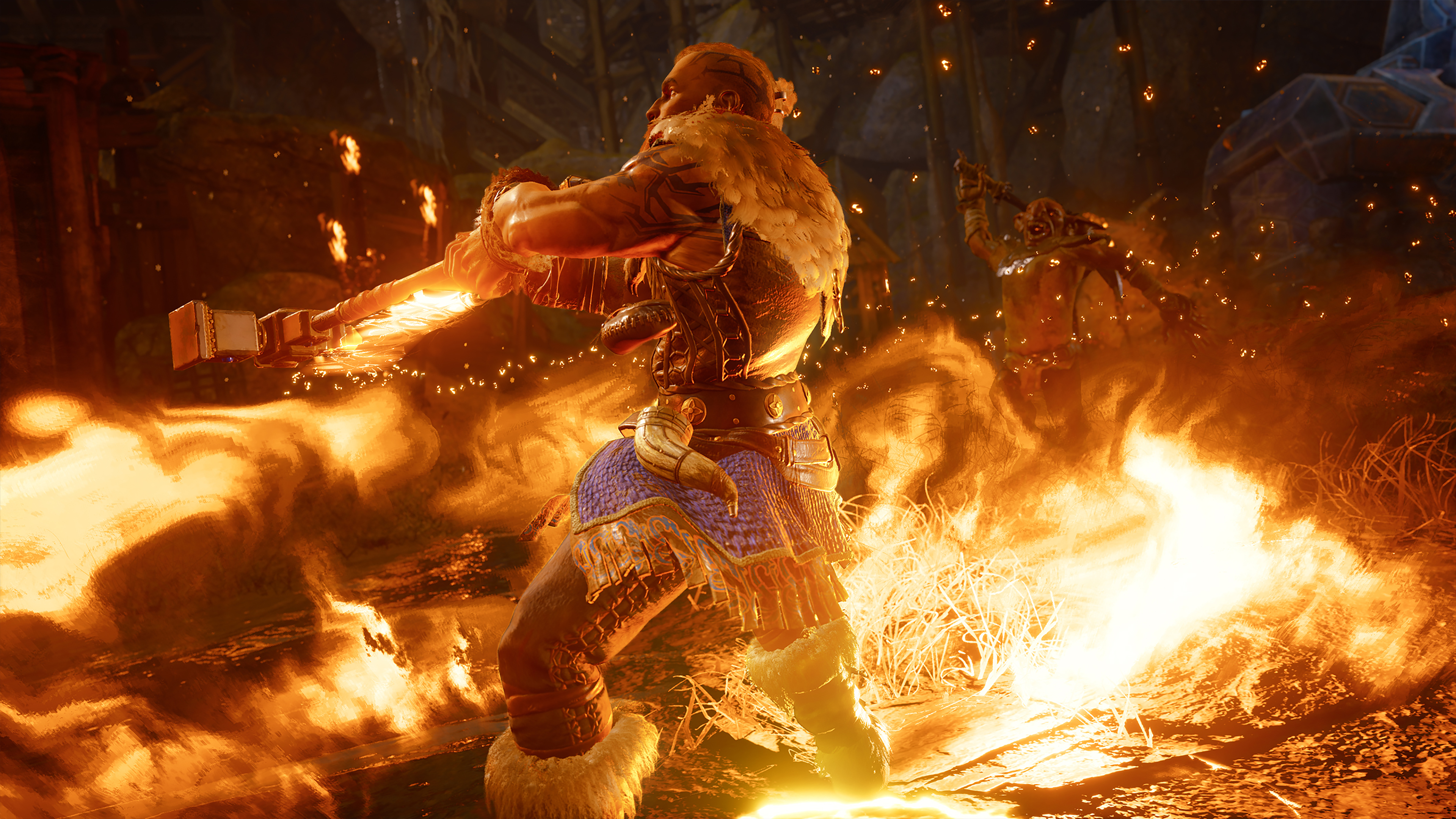 Скриншот №2 к Dark Alliance