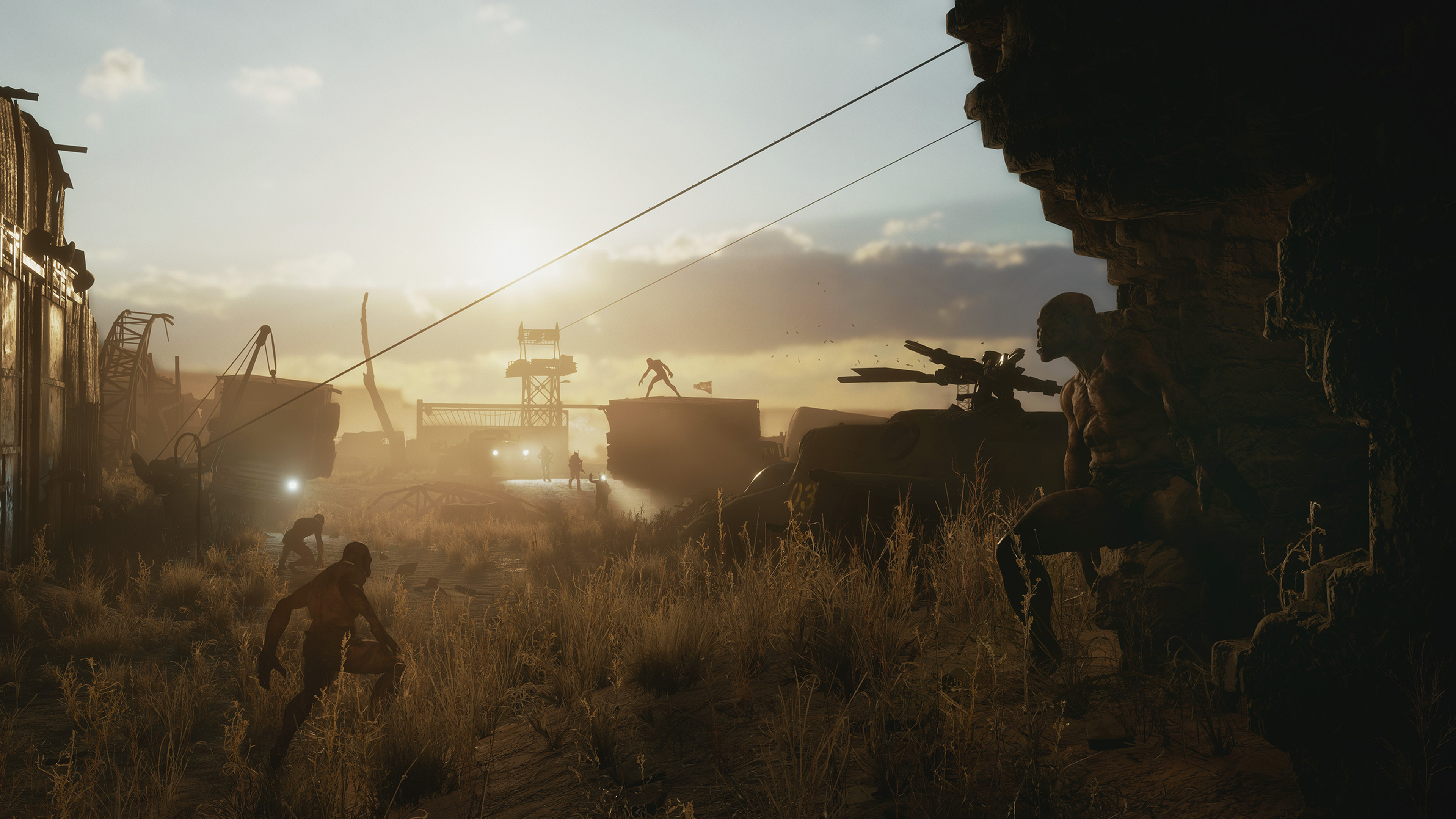 Скриншот №2 к Metro Exodus