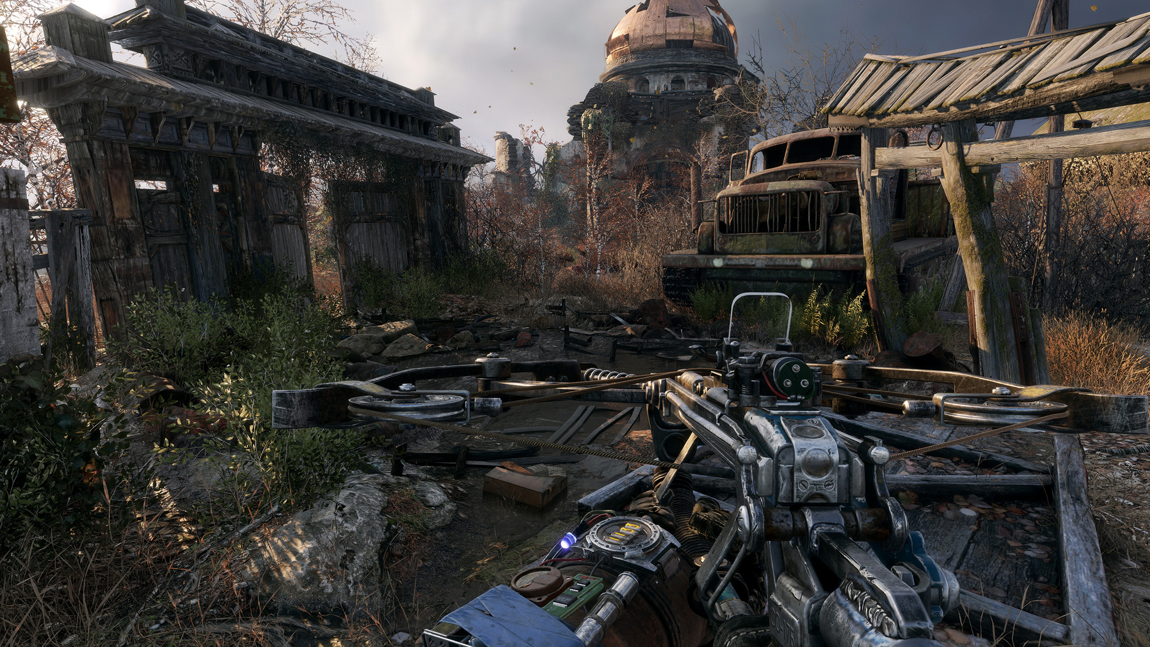 Скриншот №6 к Metro Exodus