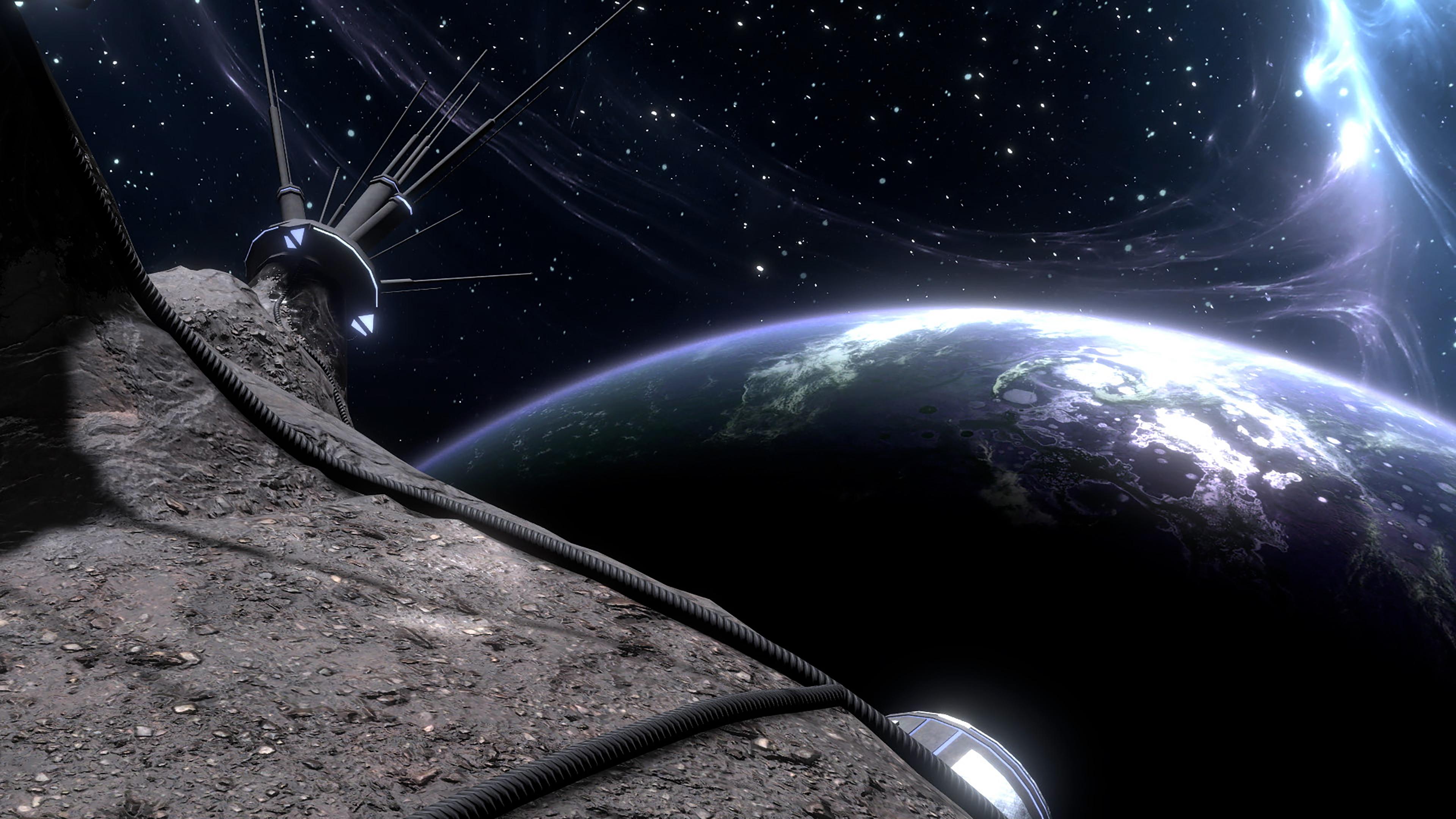 Скриншот №5 к Curved Space