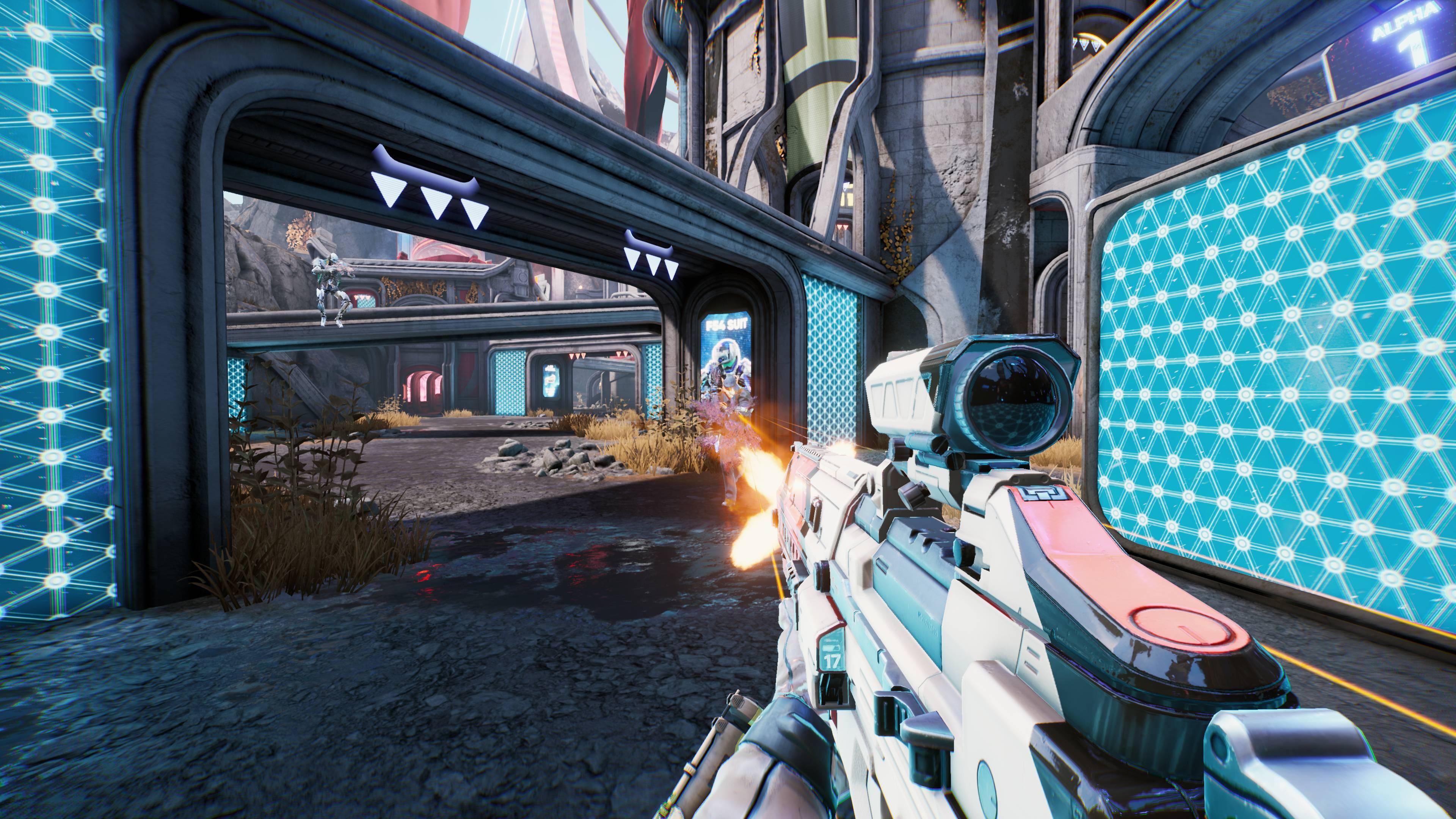 Скриншот №2 к Splitgate