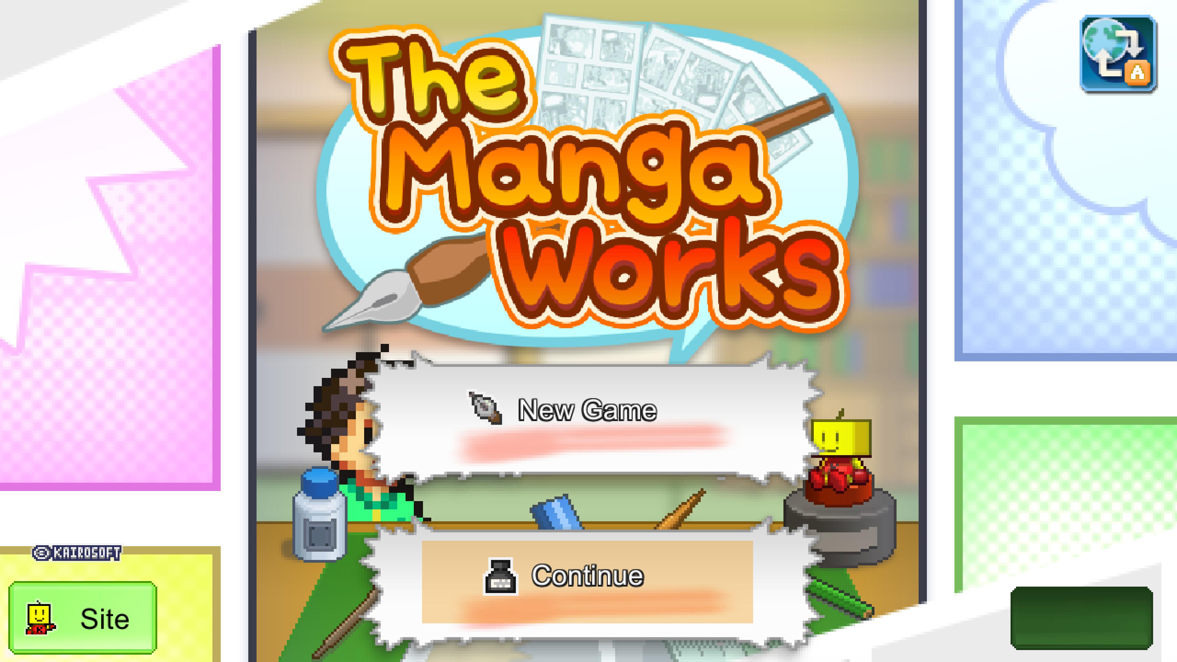 Скриншот №5 к The Manga Works