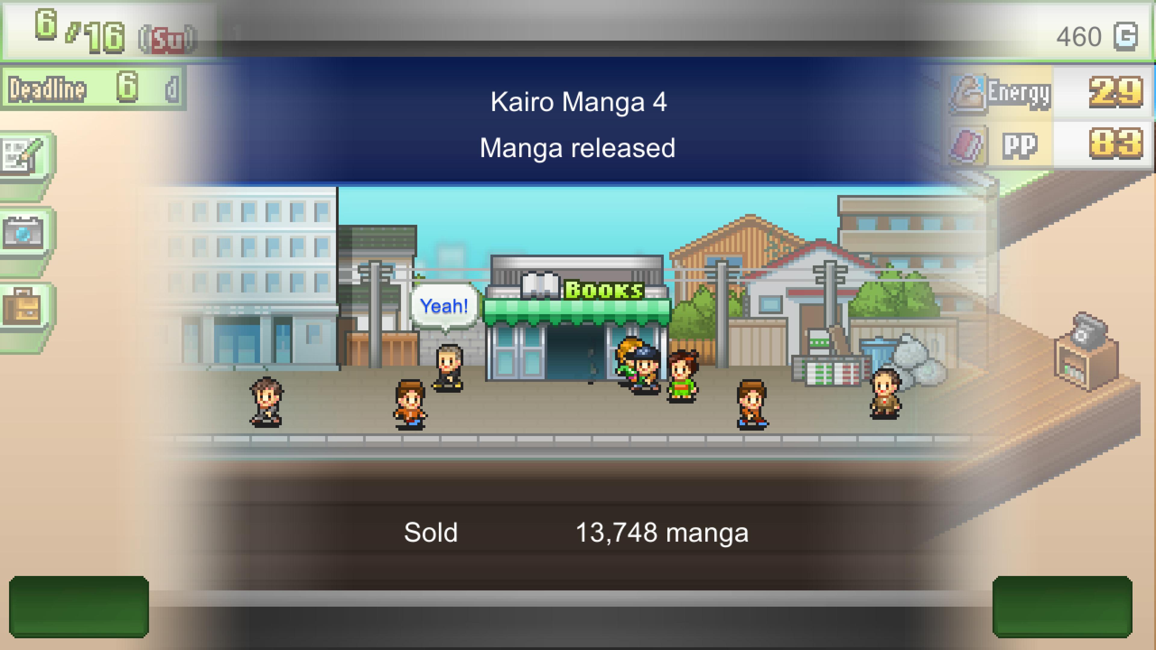 Скриншот №4 к The Manga Works