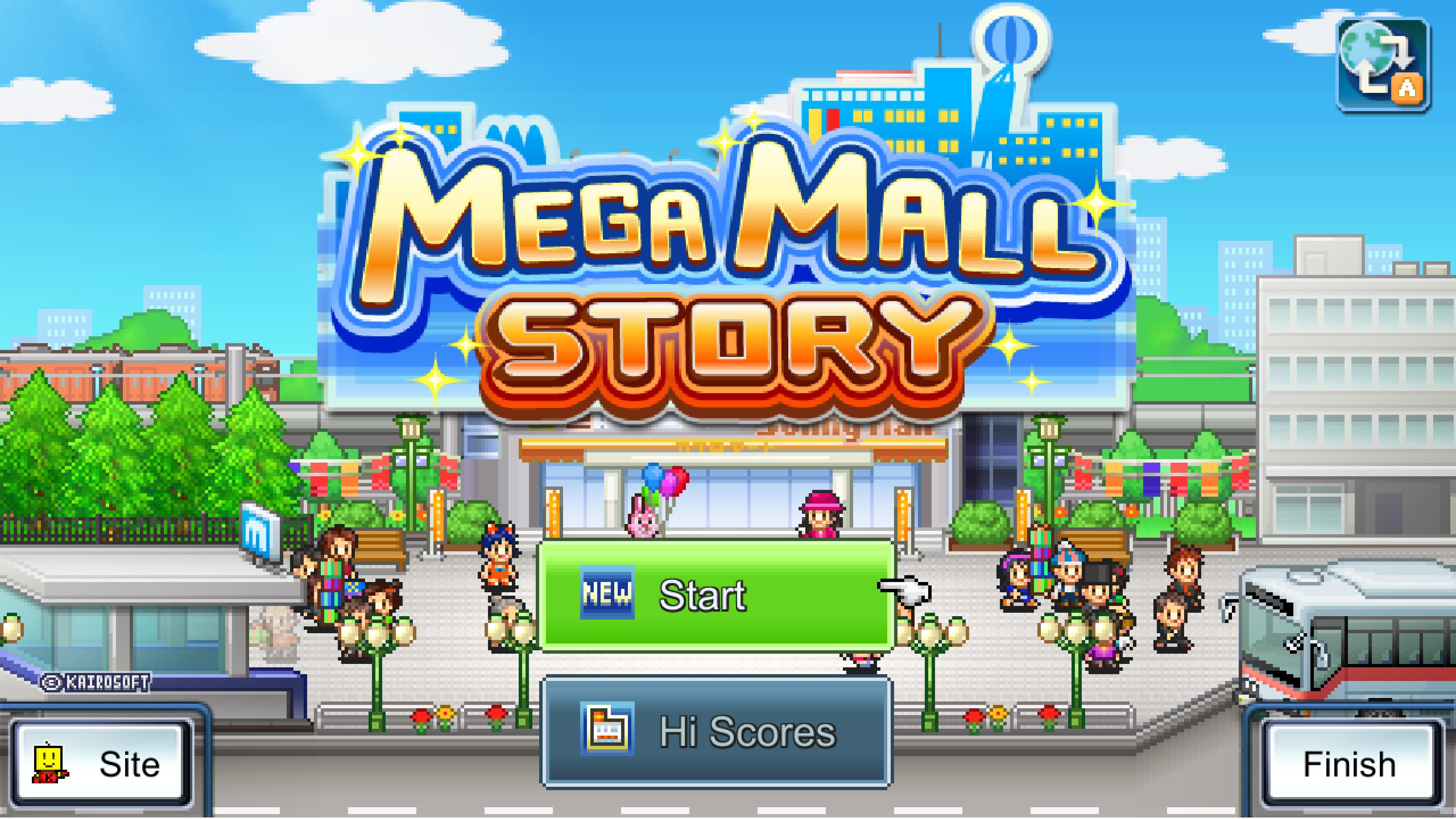 Скриншот №5 к Mega Mall Story