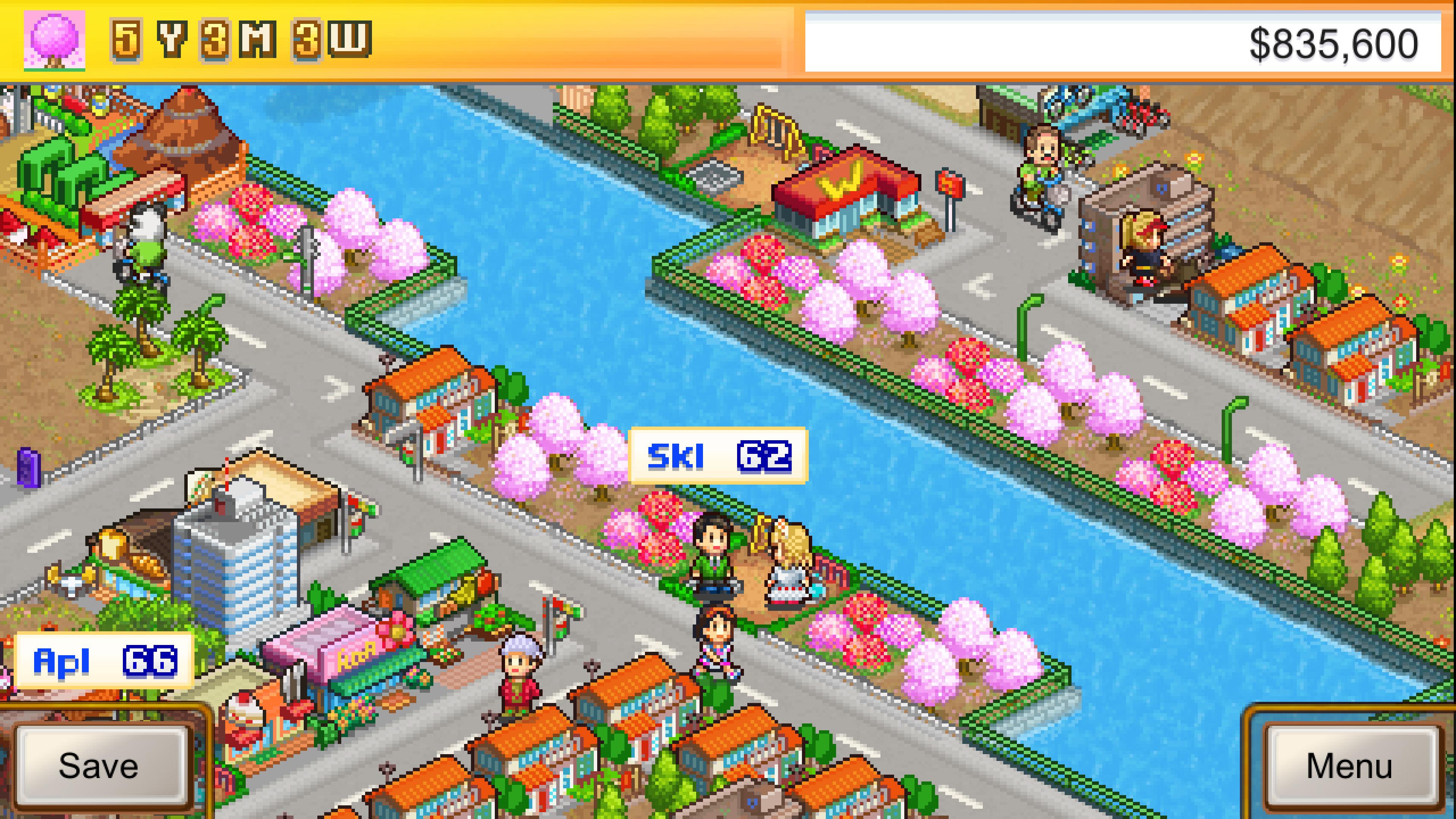 Скриншот №1 к Venture Towns