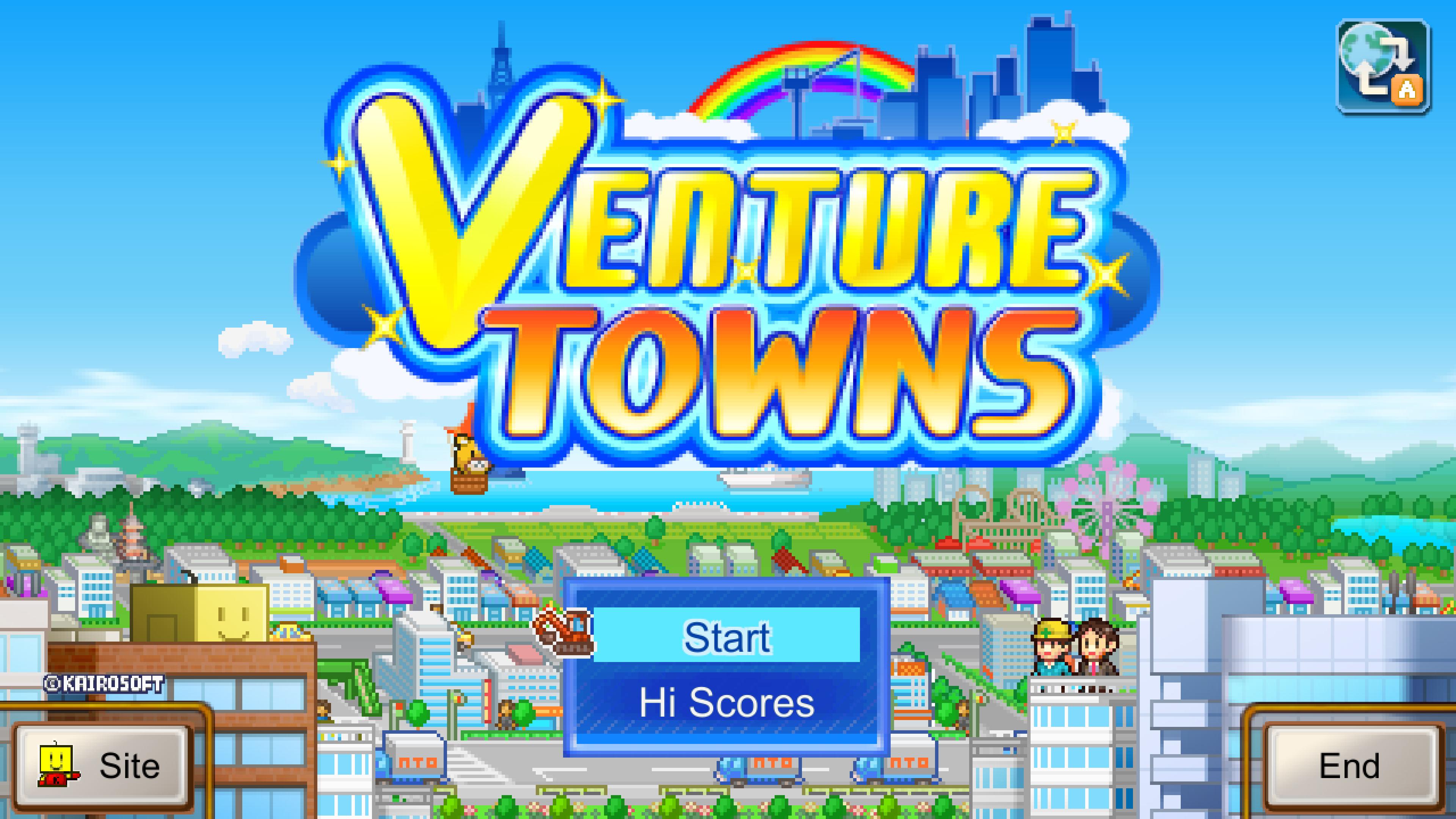 Скриншот №5 к Venture Towns