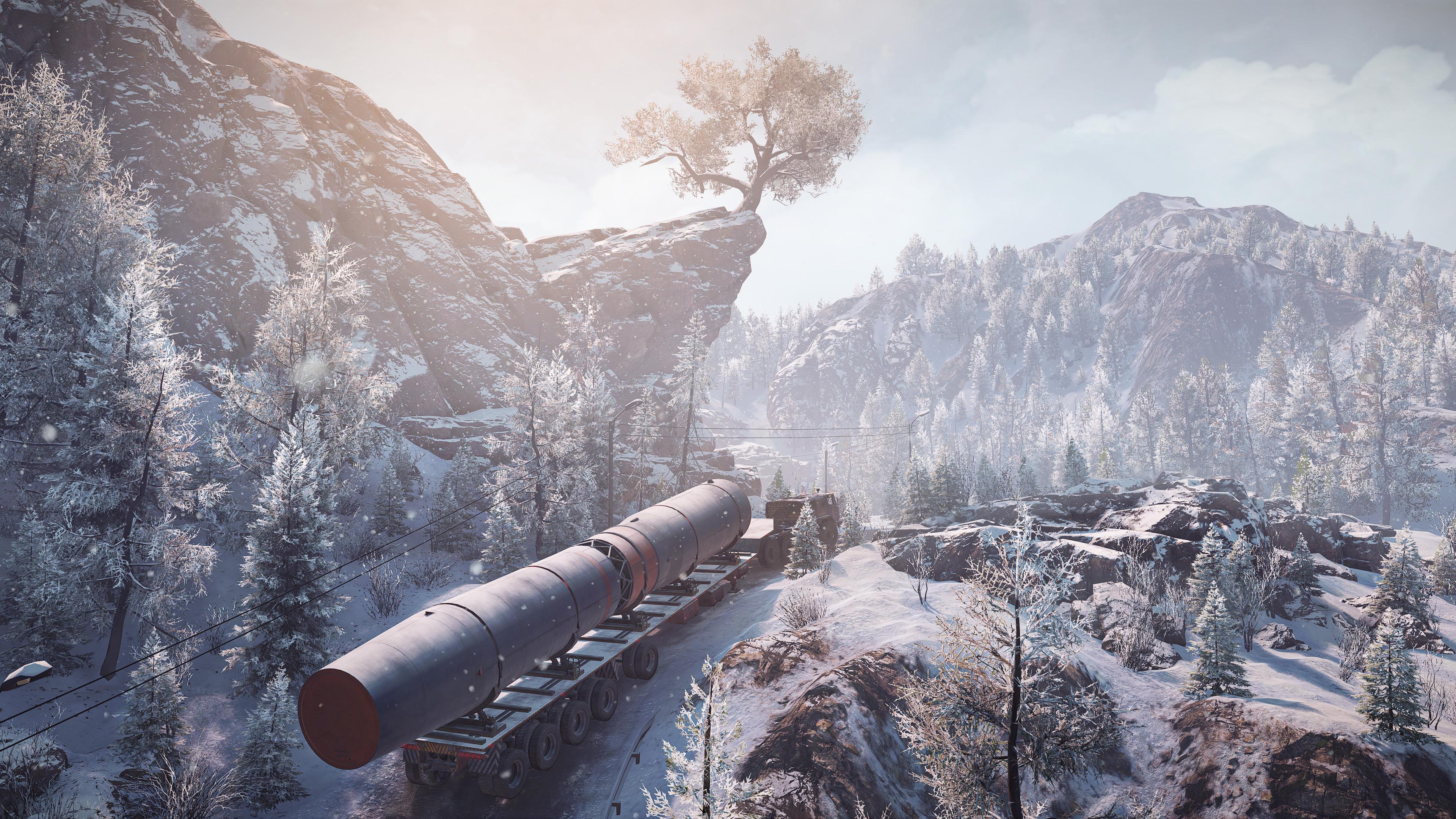 Скриншот №9 к SnowRunner - Year 1 Pass