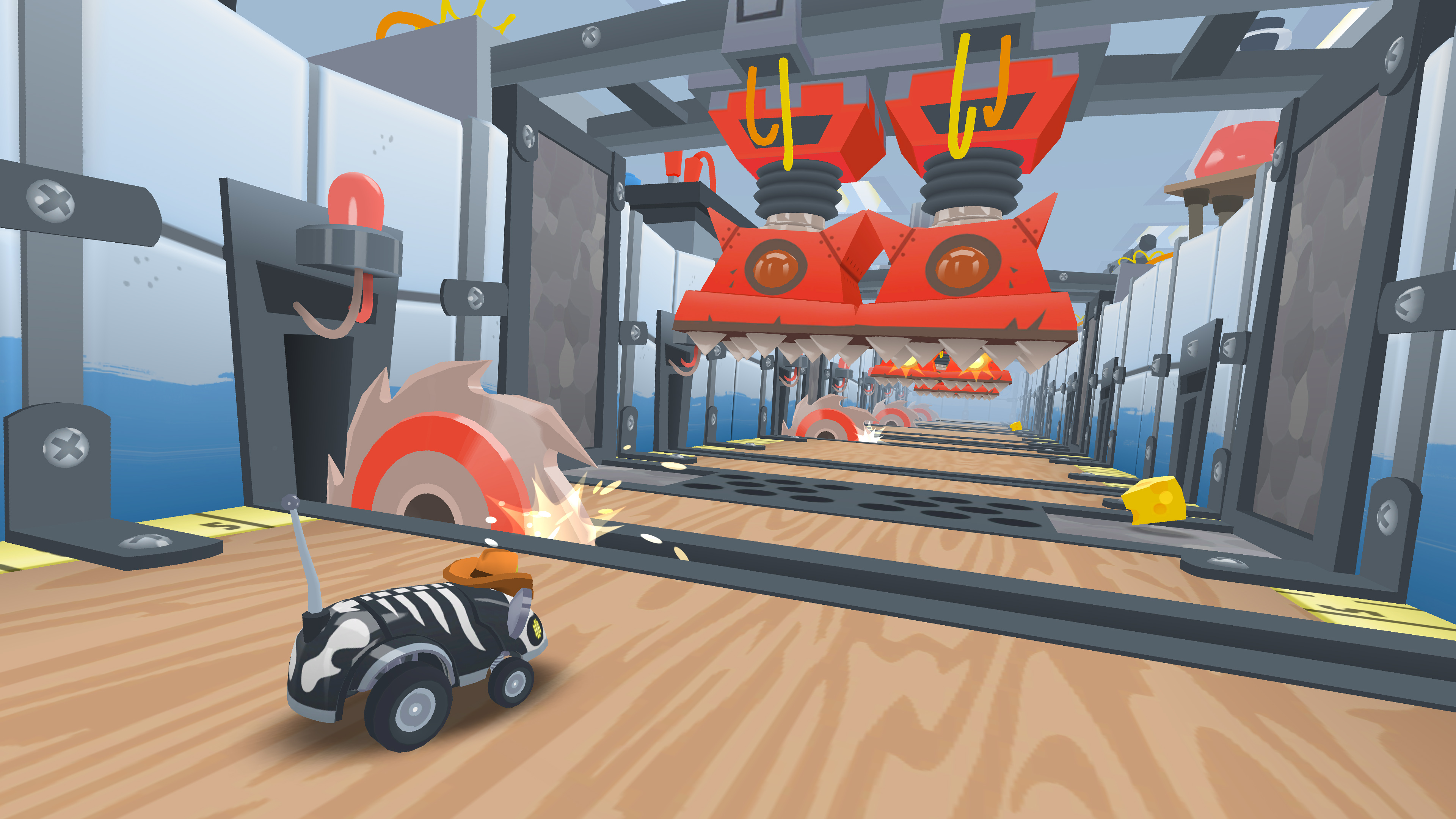 Скриншот №7 к MouseBot Escape from CatLab
