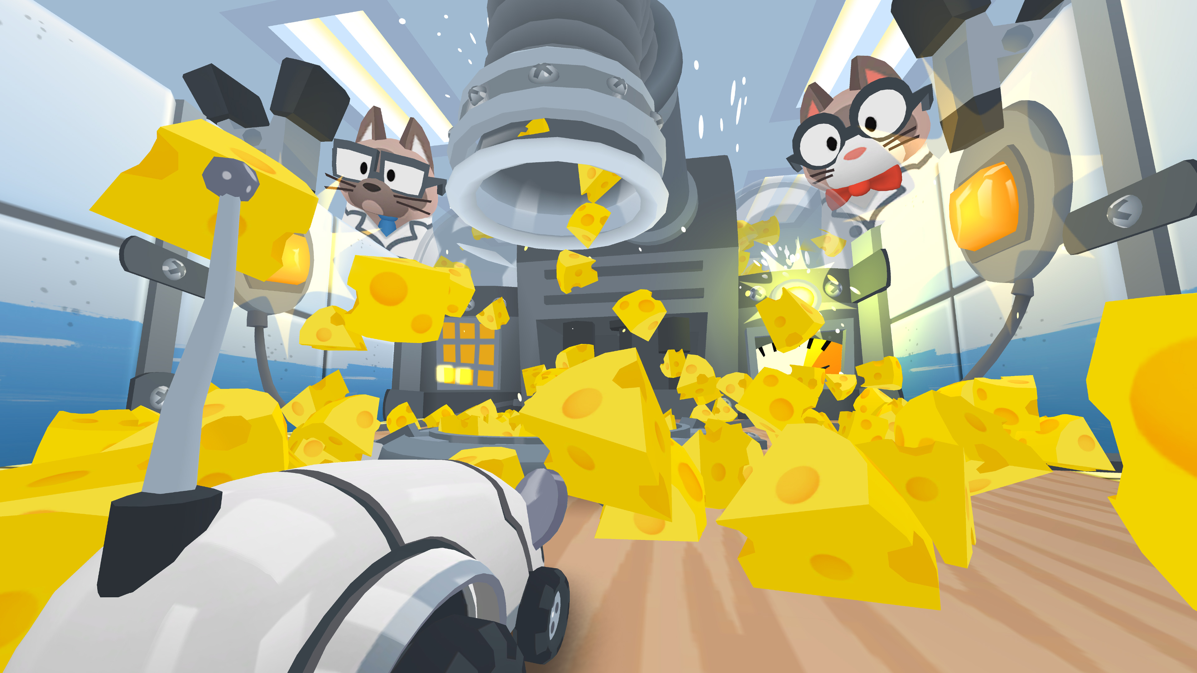 Скриншот №4 к MouseBot Escape from CatLab