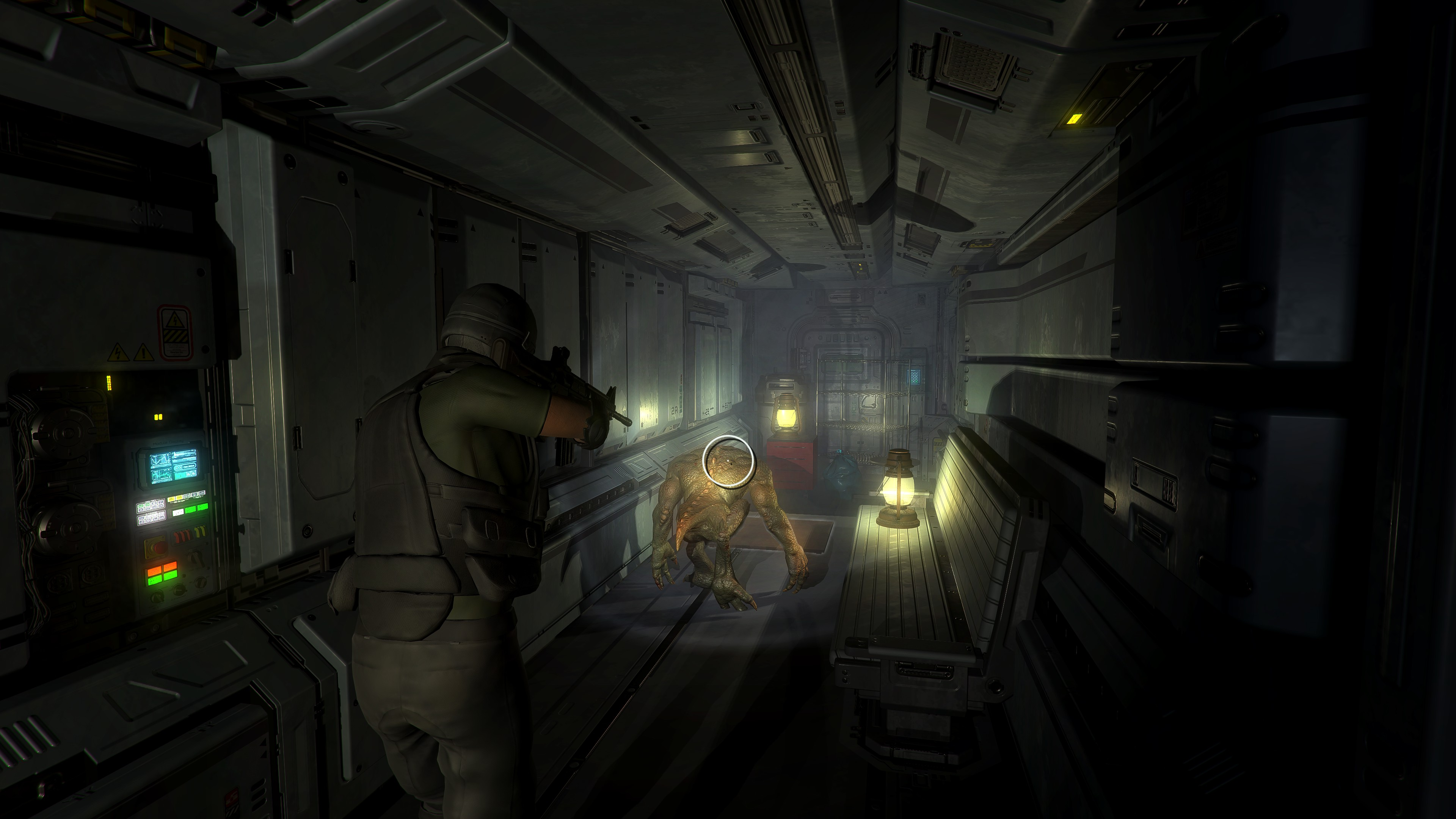 Скриншот №9 к Outbreak Co-Op Anthology