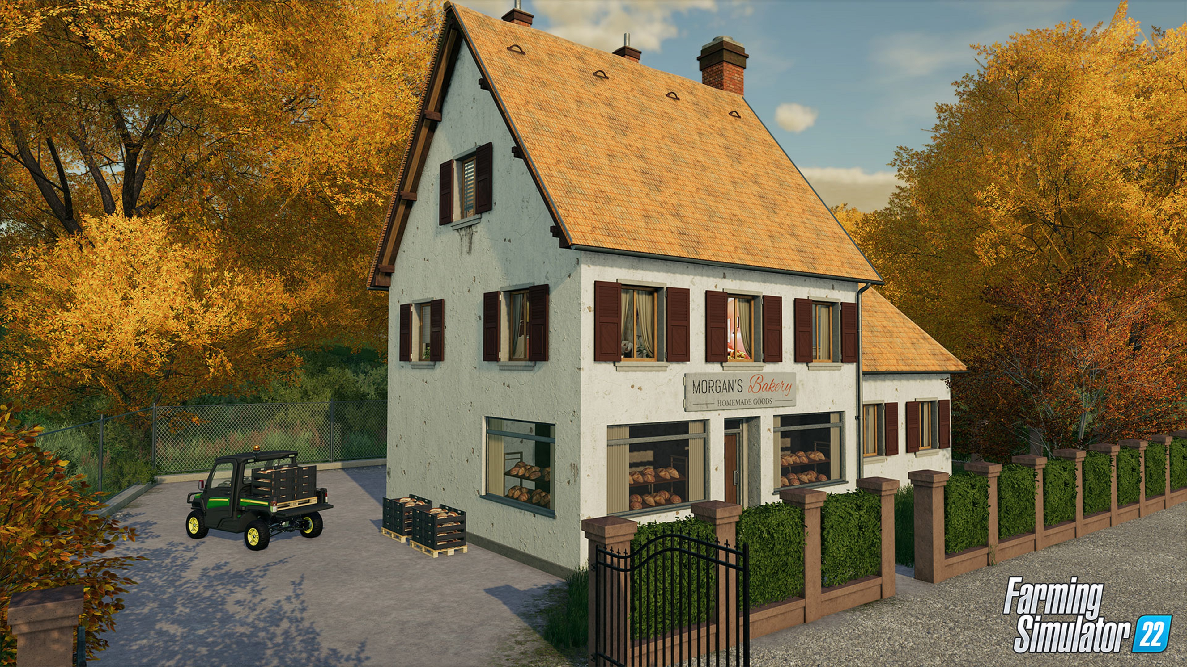 Скриншот №4 к Farming Simulator 22 PS4 and PS5