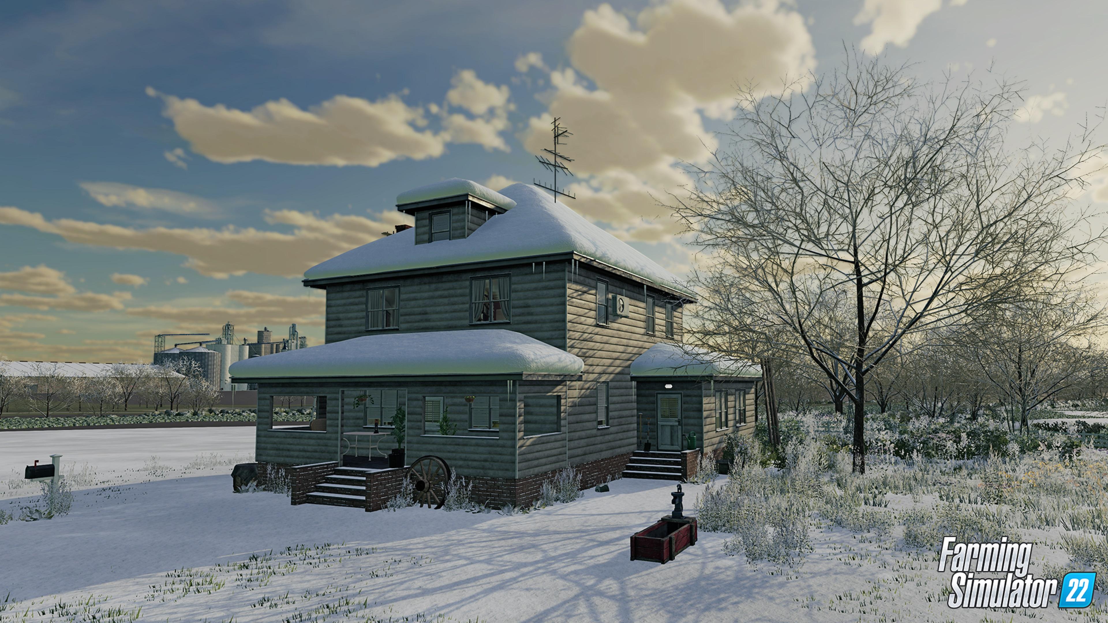Скриншот №9 к Farming Simulator 22 PS4 and PS5