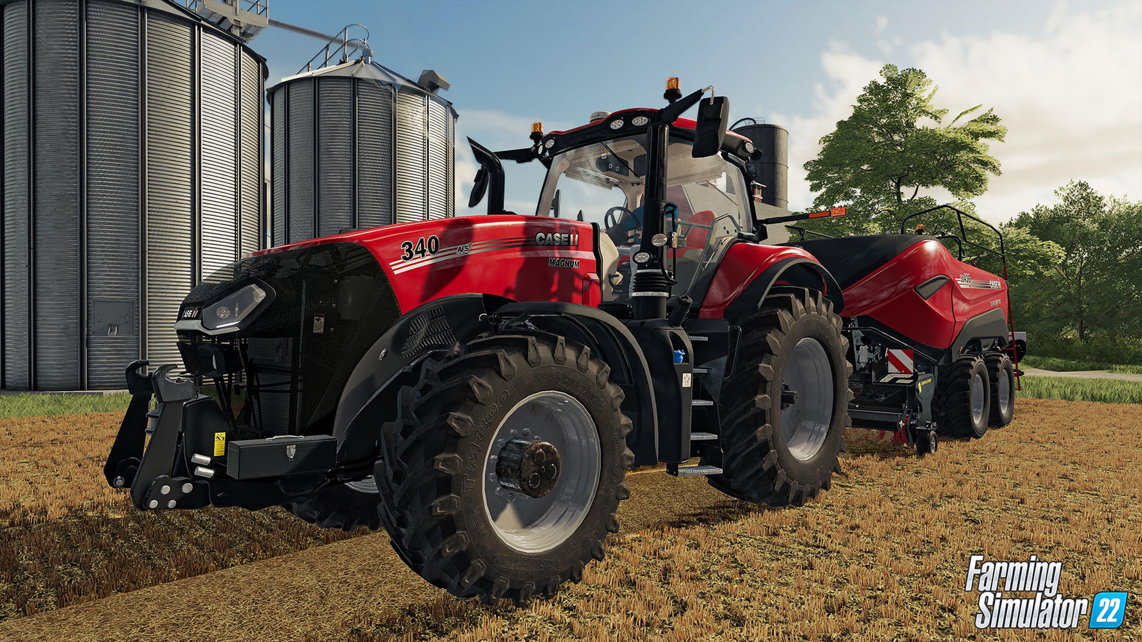 Скриншот №2 к Farming Simulator 22 PS4 and PS5