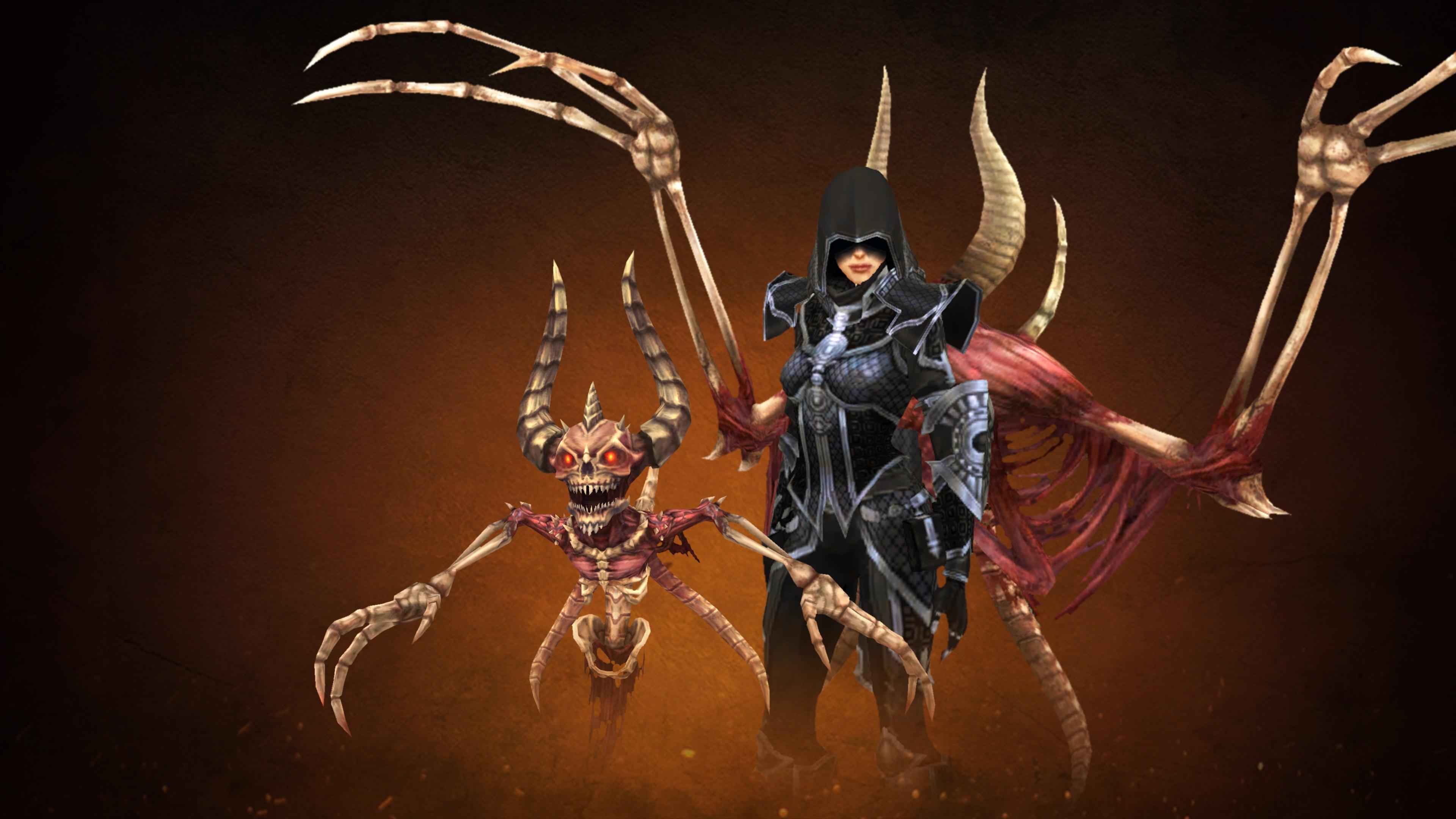Скриншот №9 к Расширение Diablo Prime Evil