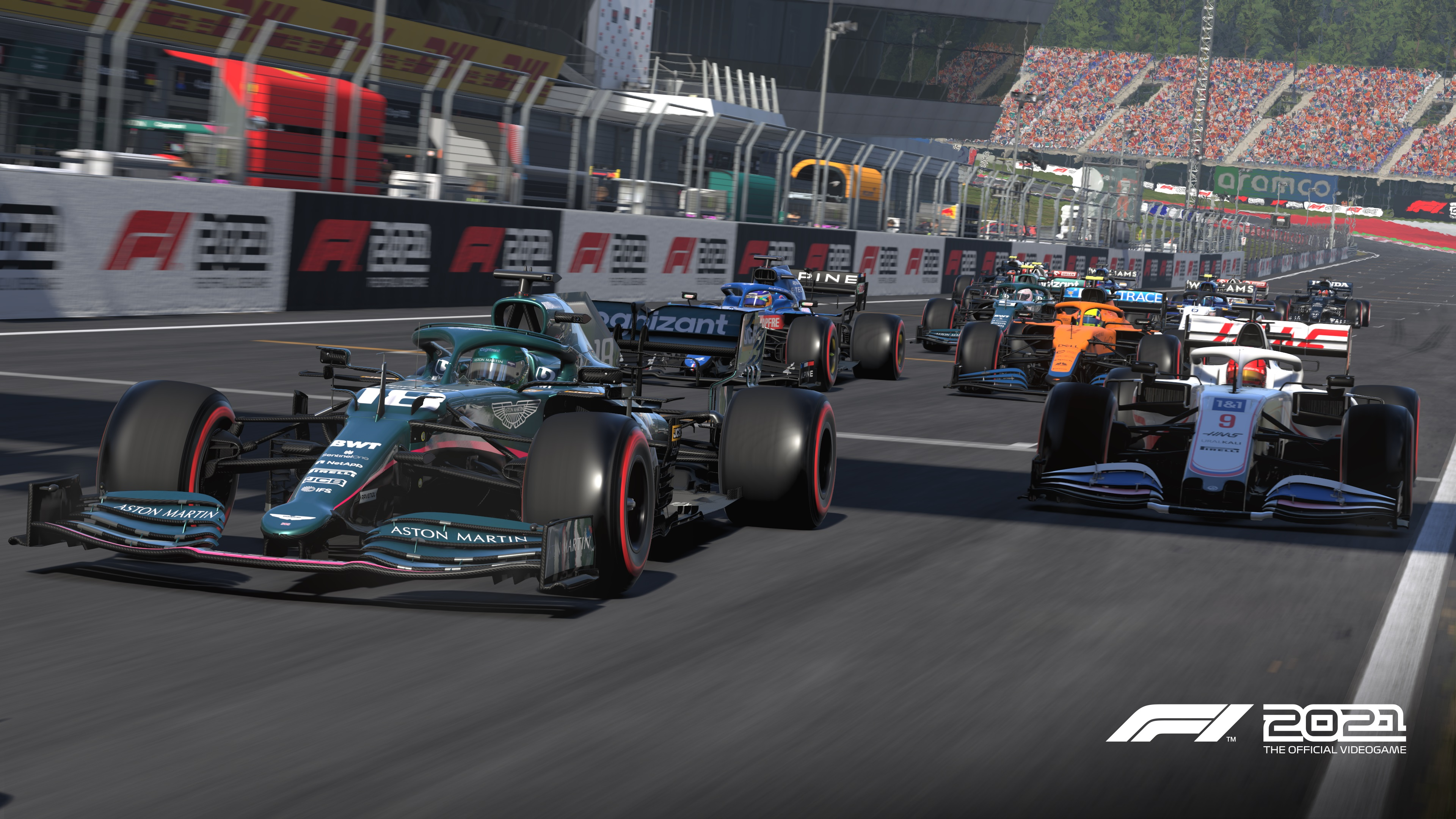 Скриншот №2 к F1 2021 Standard Edition PS4 and PS5