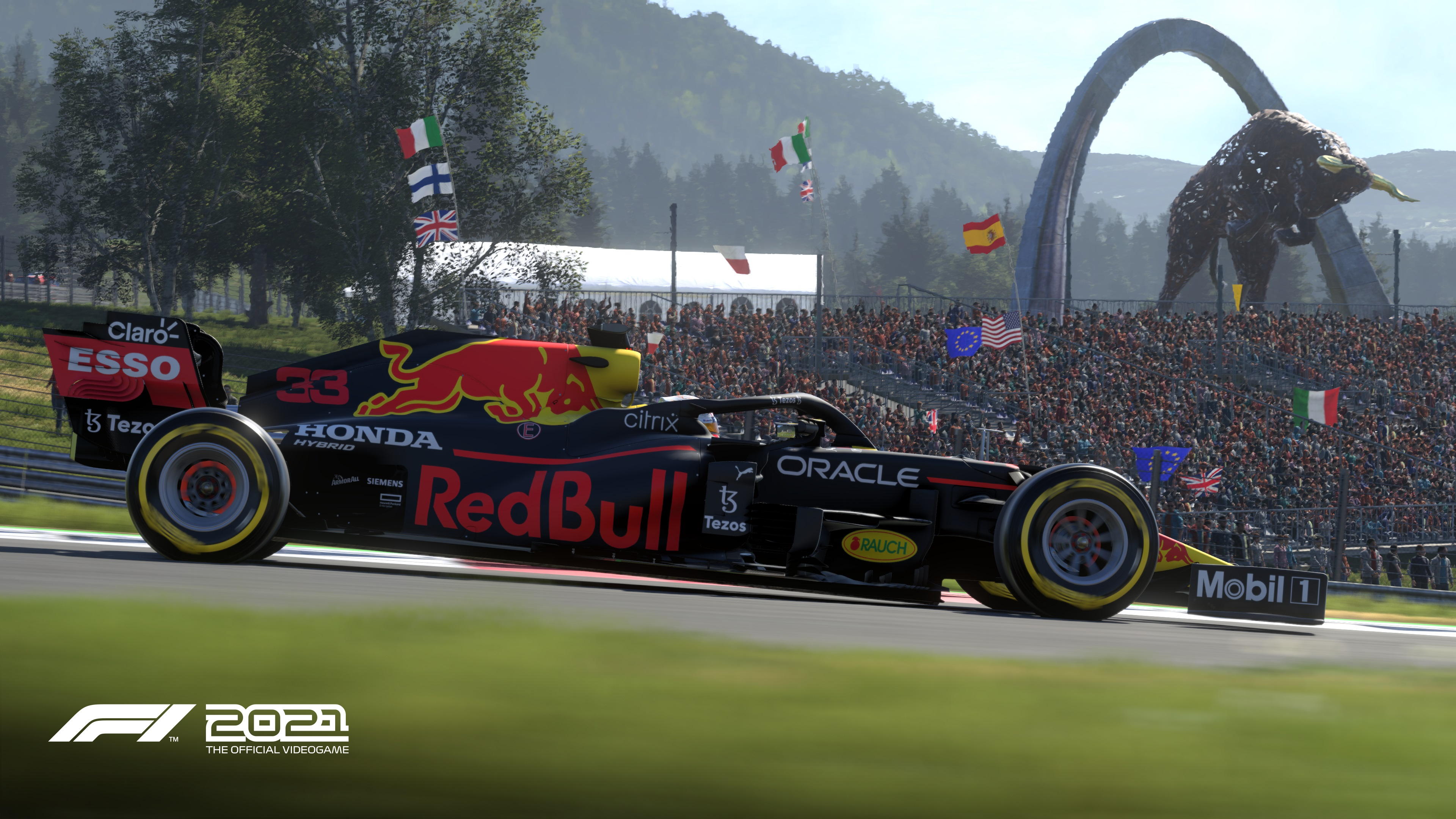 Скриншот №5 к F1 2021 Standard Edition PS4 and PS5