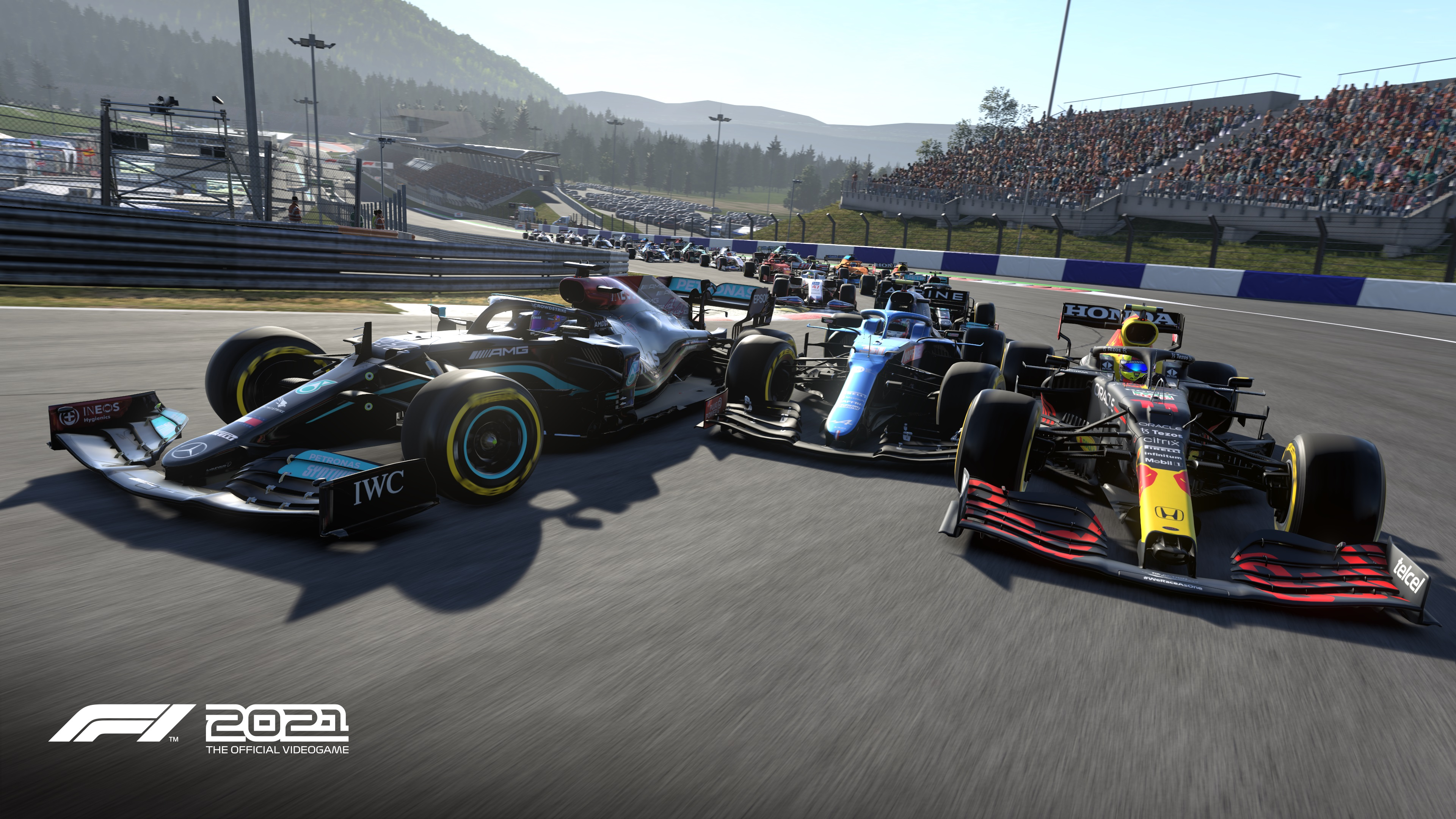 Скриншот №7 к F1 2021 Standard Edition PS4 and PS5