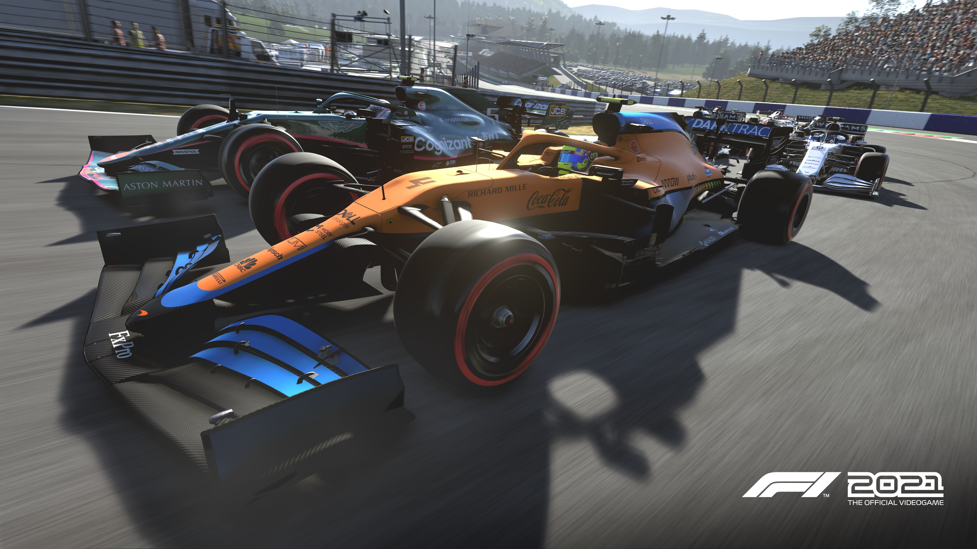 Скриншот №3 к F1 2021 Standard Edition PS4 and PS5