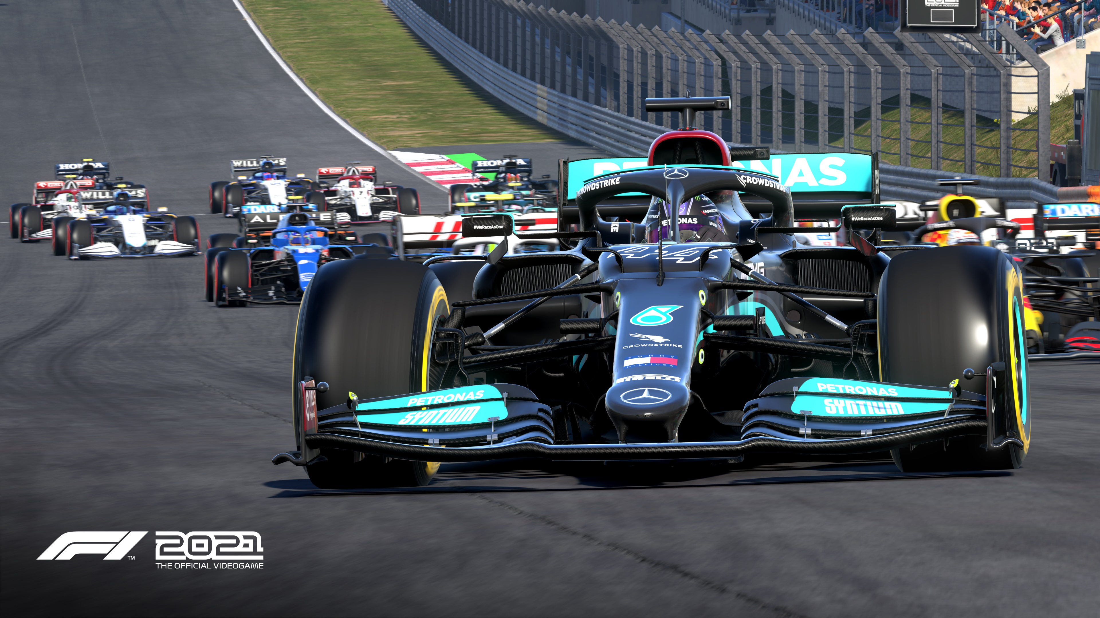 Скриншот №8 к F1 2021 Standard Edition PS4 and PS5