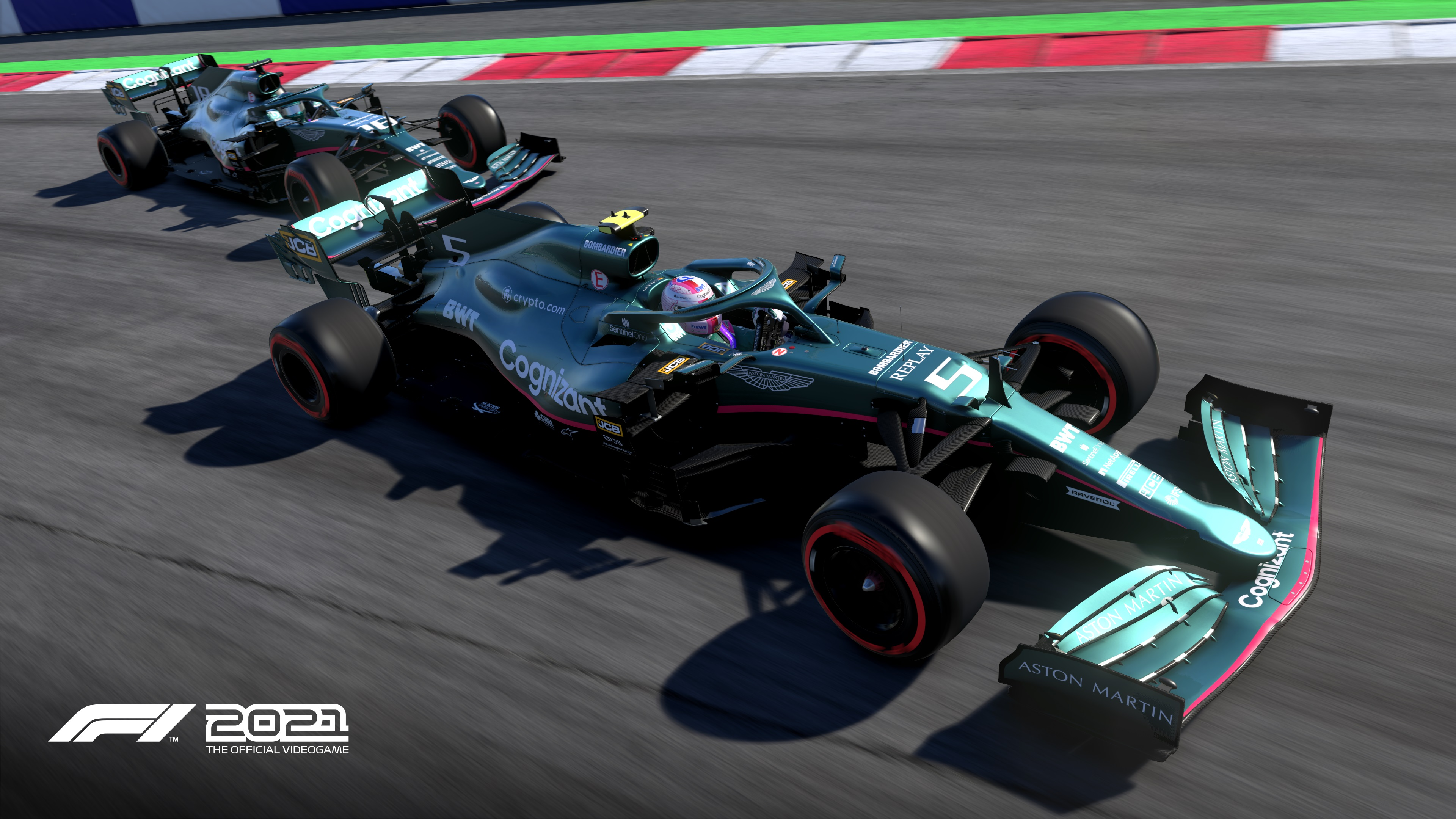 Скриншот №6 к F1 2021 Standard Edition PS4 and PS5