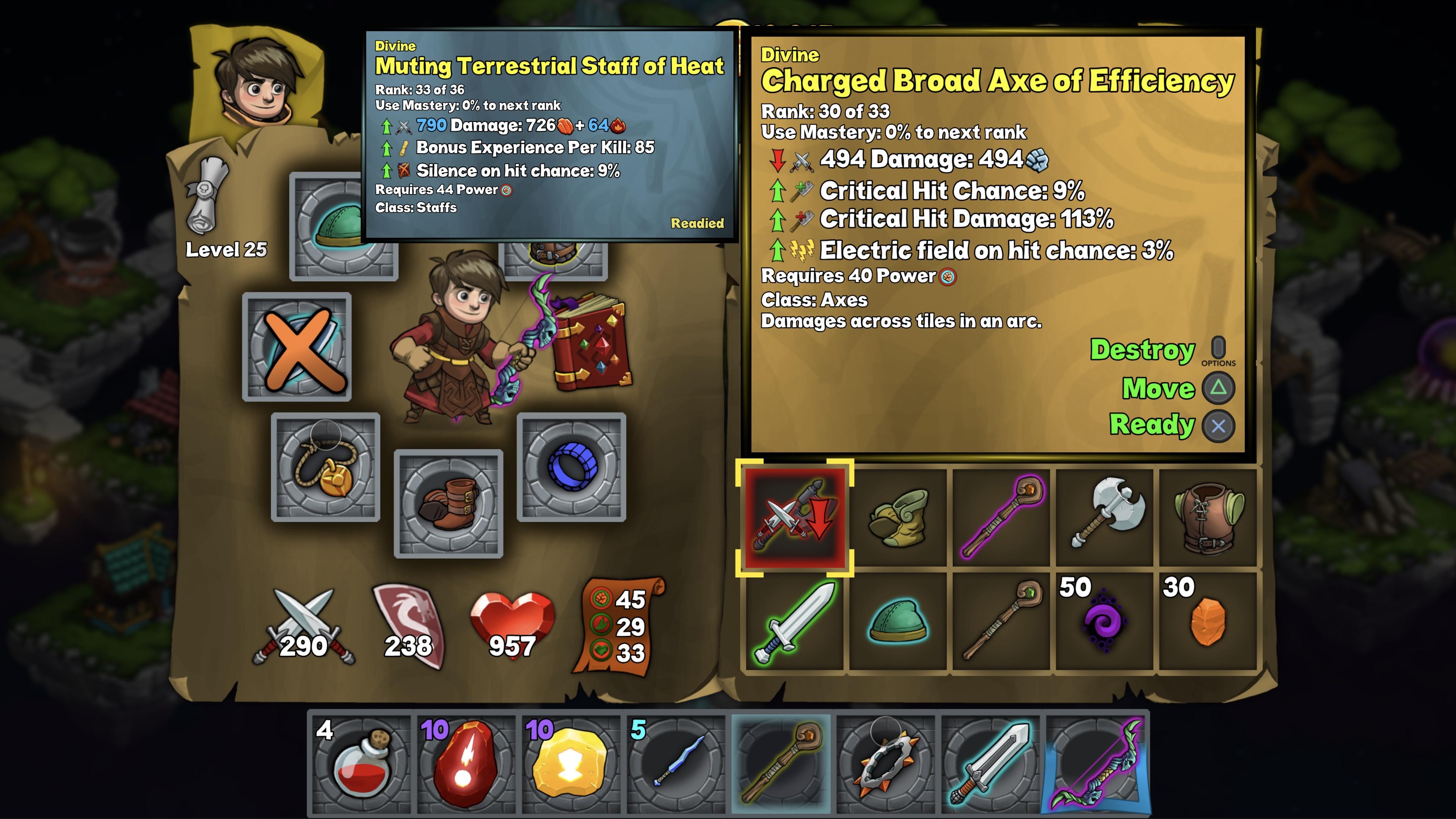 Скриншот №10 к Волшебники-разбойники Rogue Wizards