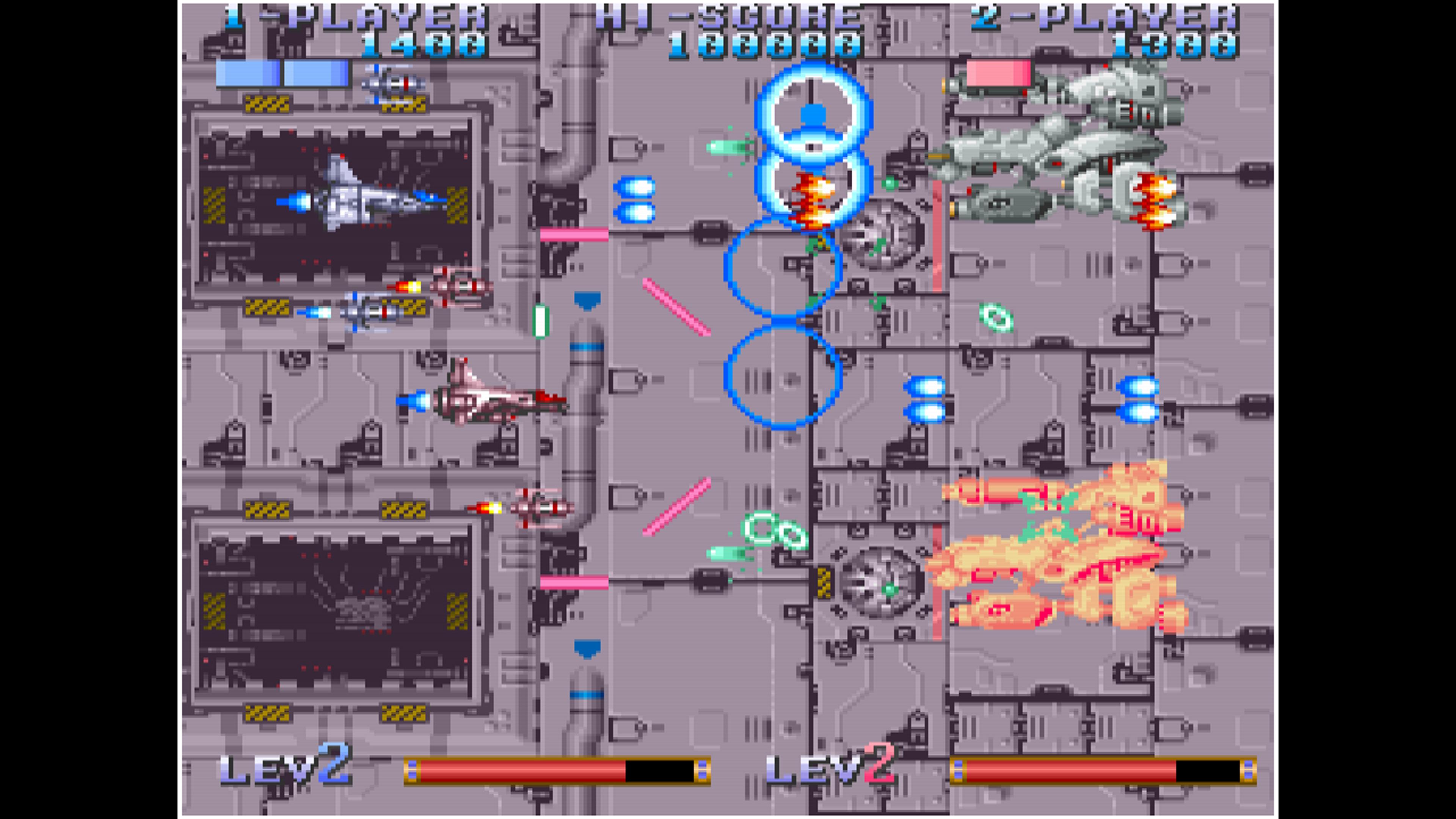Скриншот №4 к Arcade Archives EARTH DEFENSE FORCE