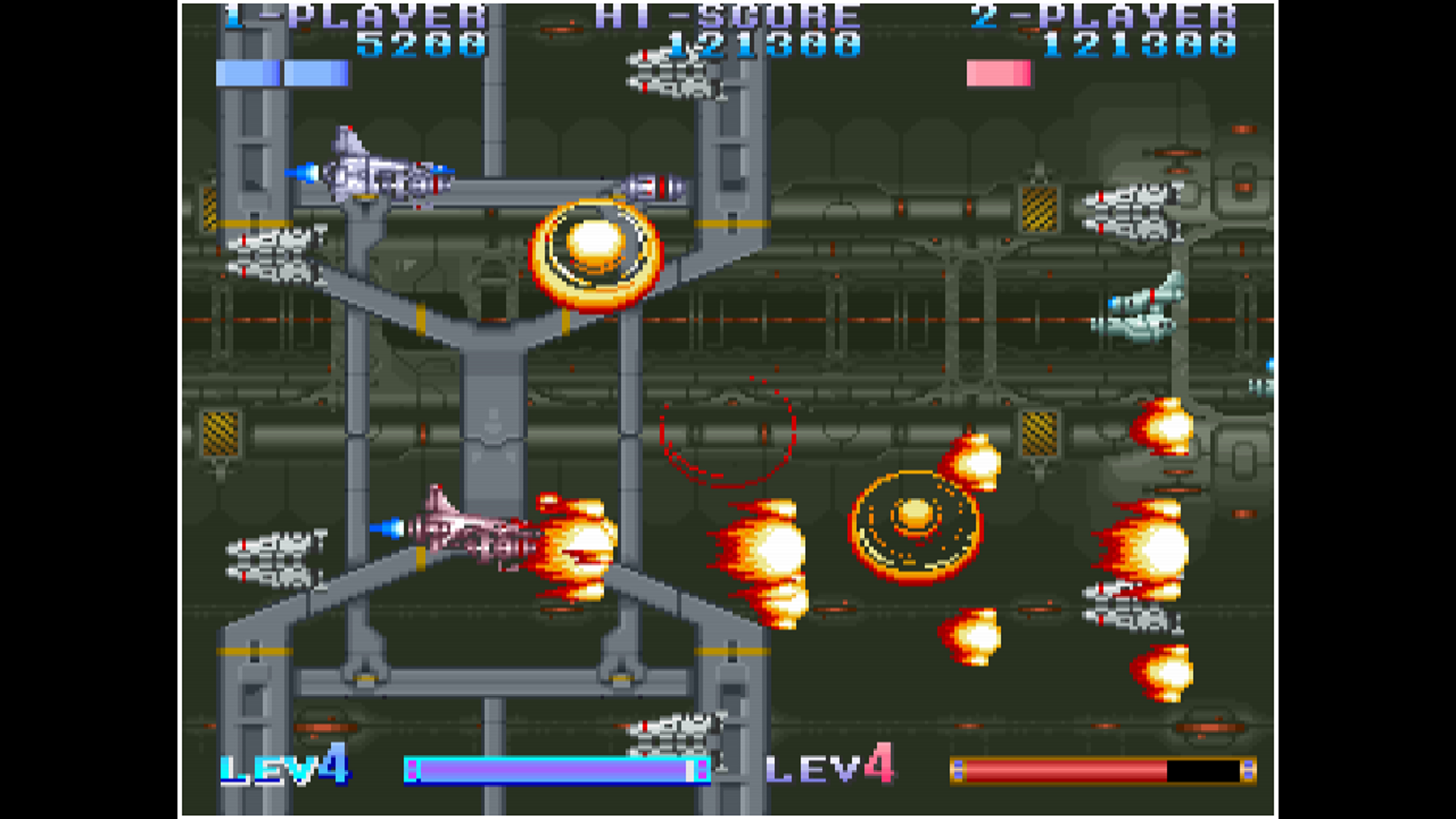 Скриншот №9 к Arcade Archives EARTH DEFENSE FORCE